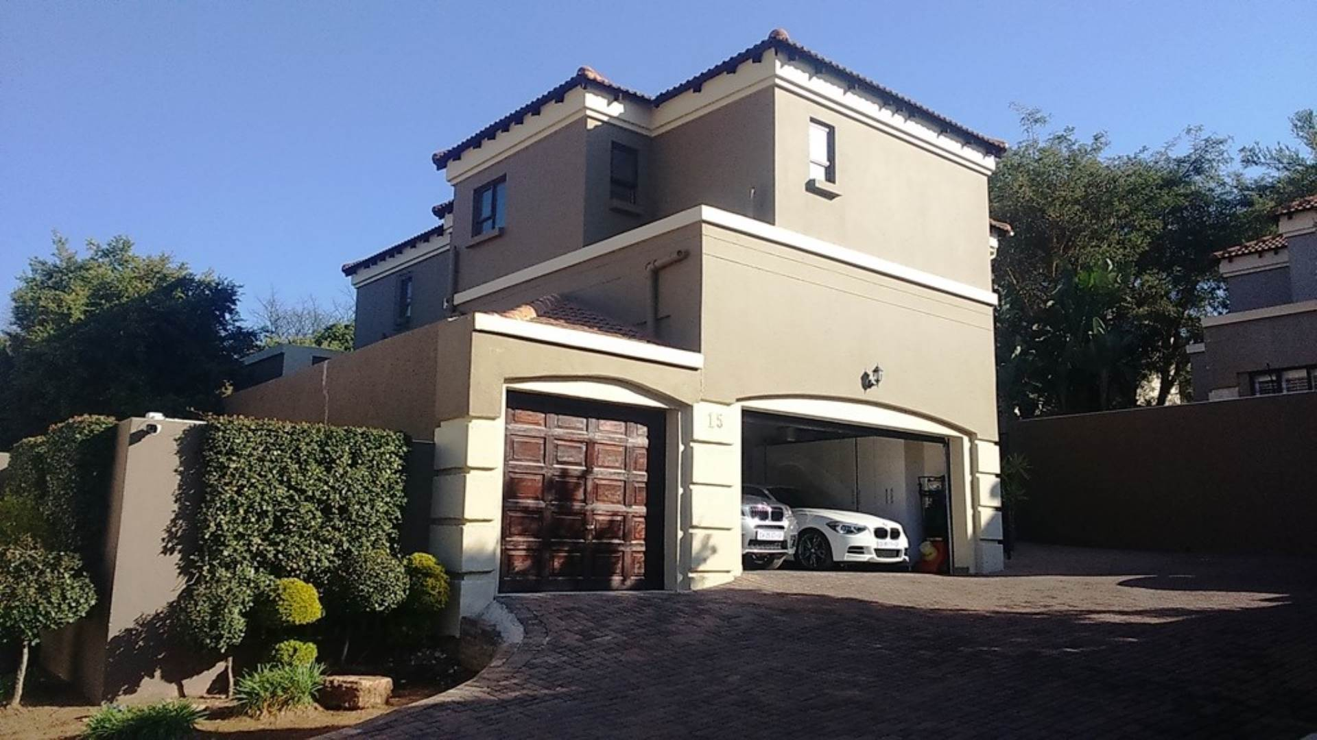 4 BedroomTownhouse To Rent In Boskruin