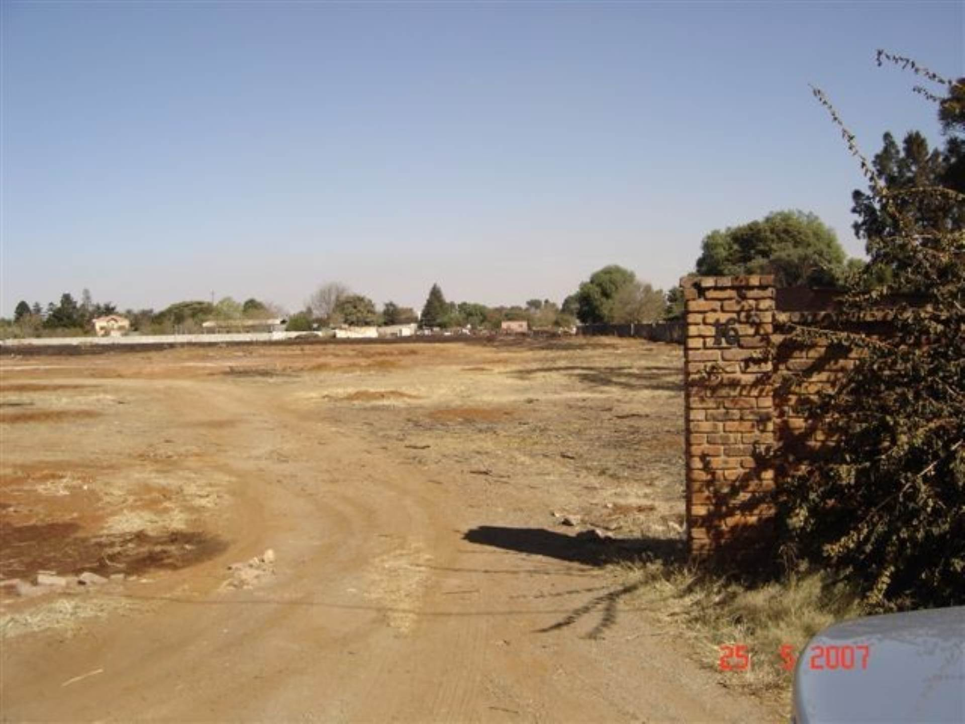 Vacant Land Residential For Sale In Denneoord Ext 1