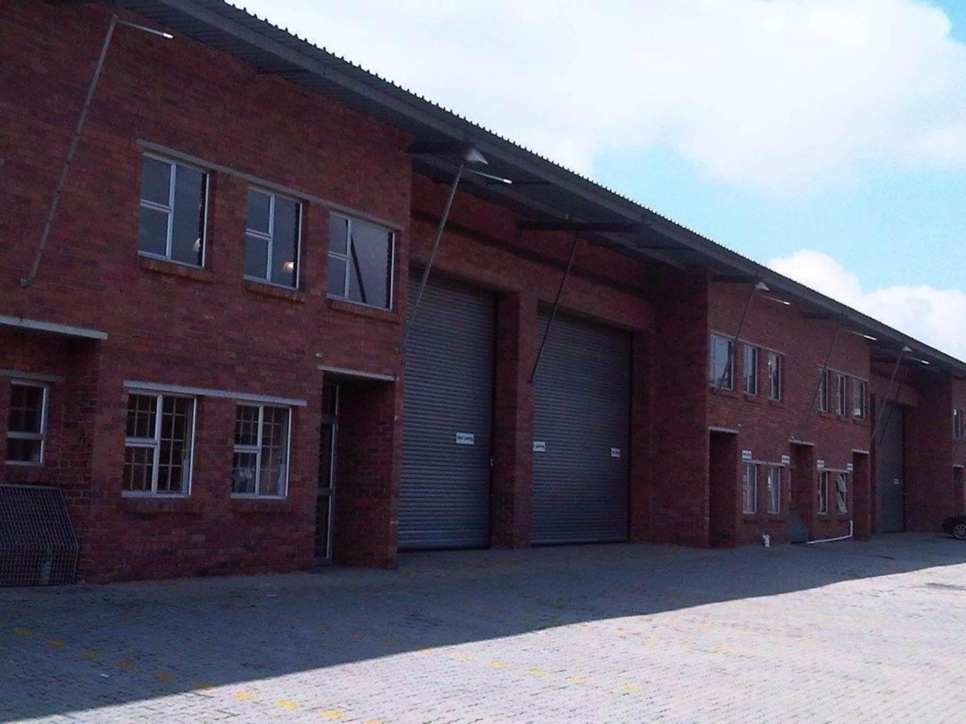 Industrial To Rent In Boksburg