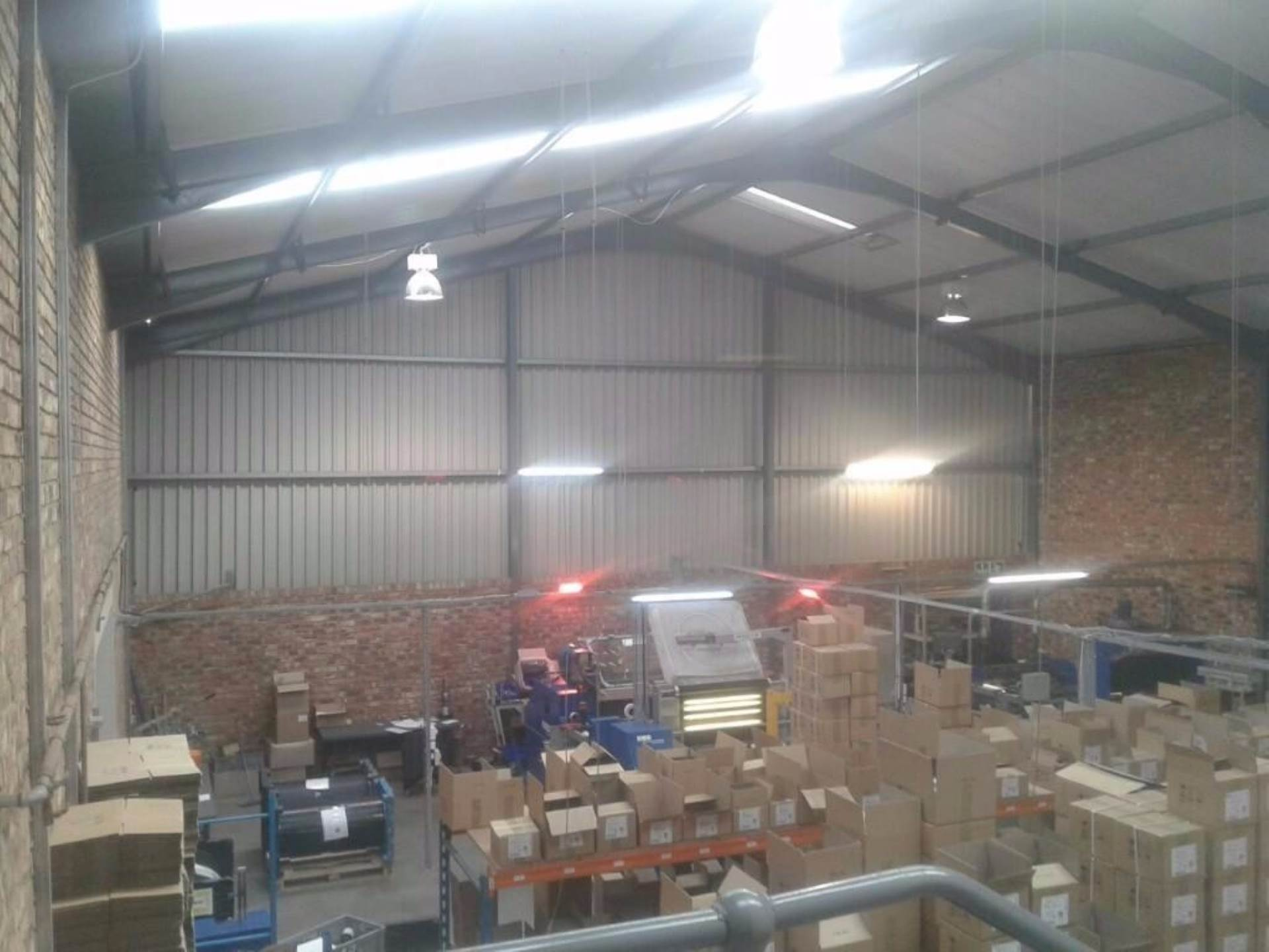 Industrial To Rent In Hughes