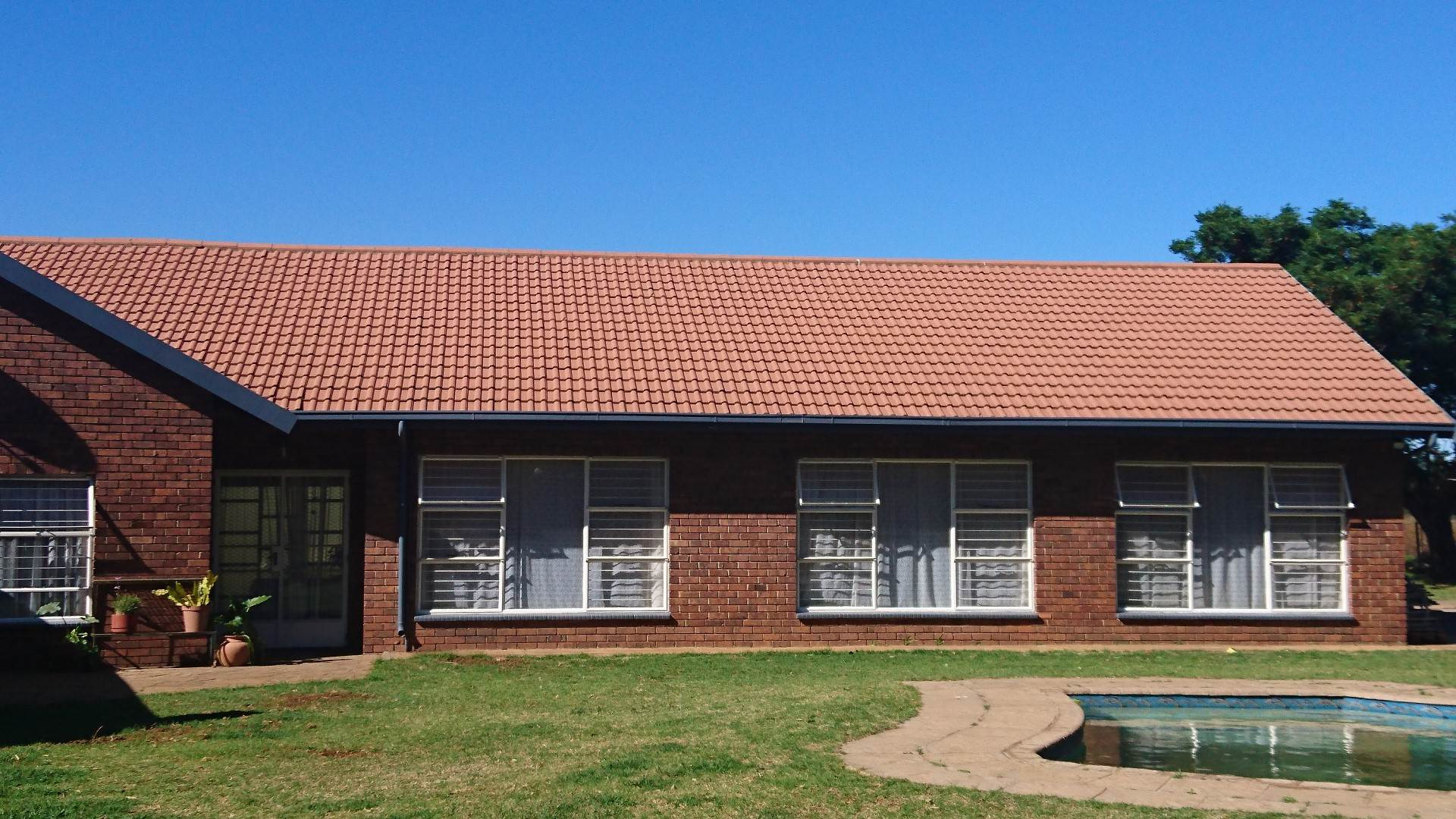 4 BedroomSmall Holding For Sale In Rand Collieries