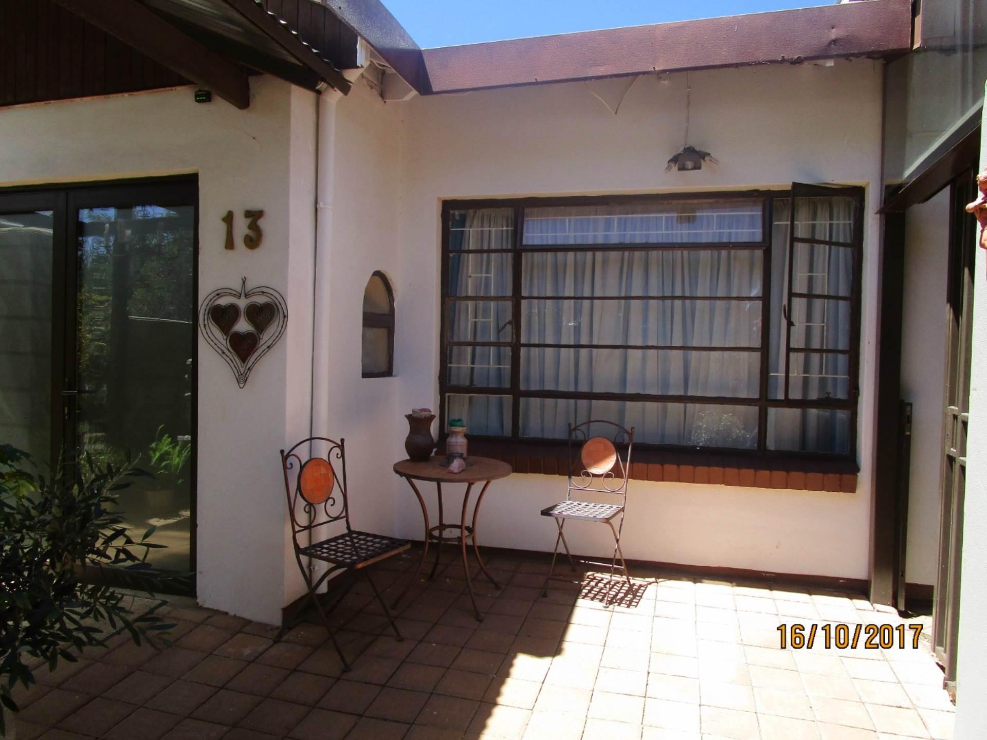 4 BedroomHouse For Sale In Dan Pienaar