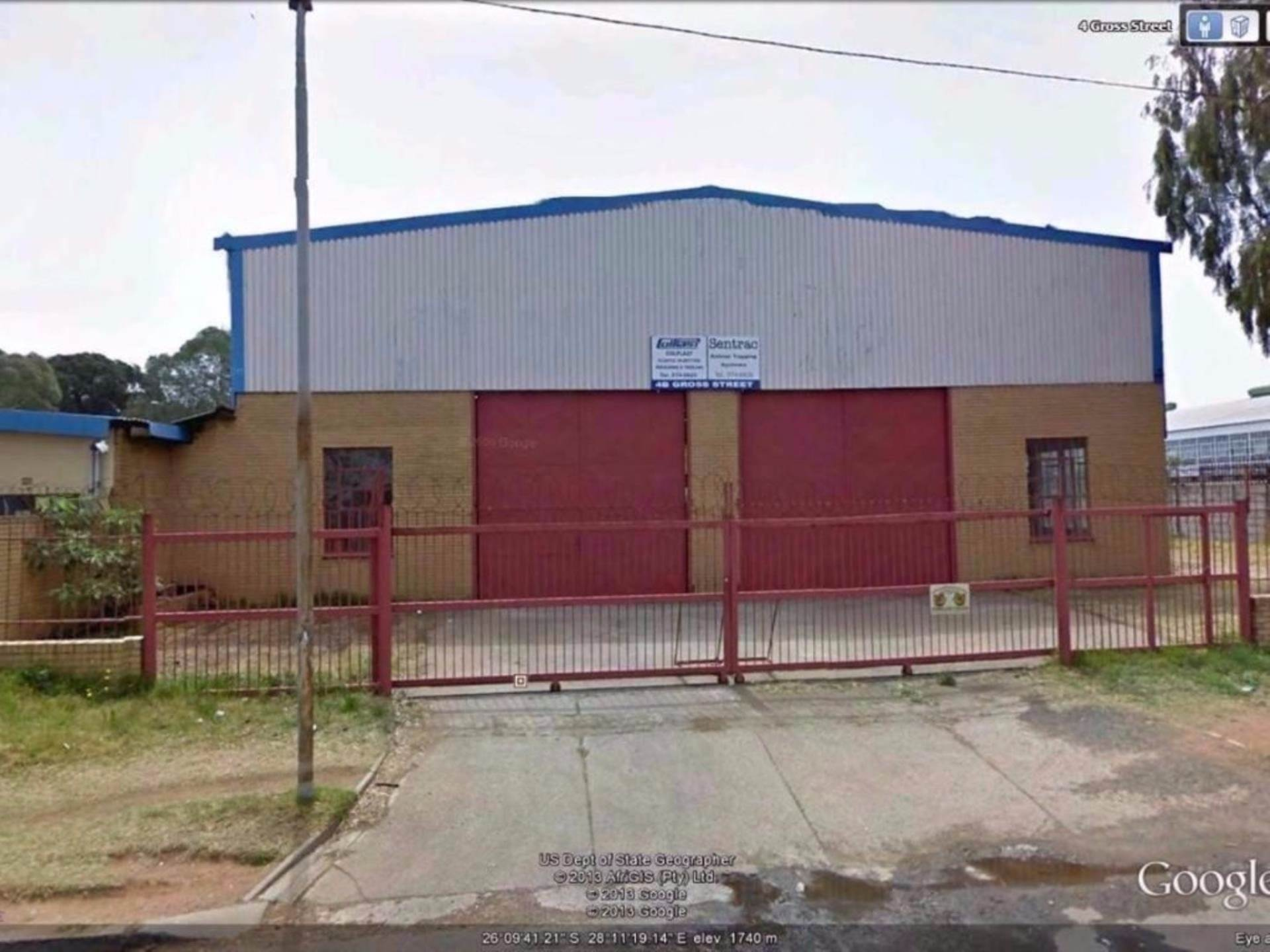 Industrial To Rent In Tunney