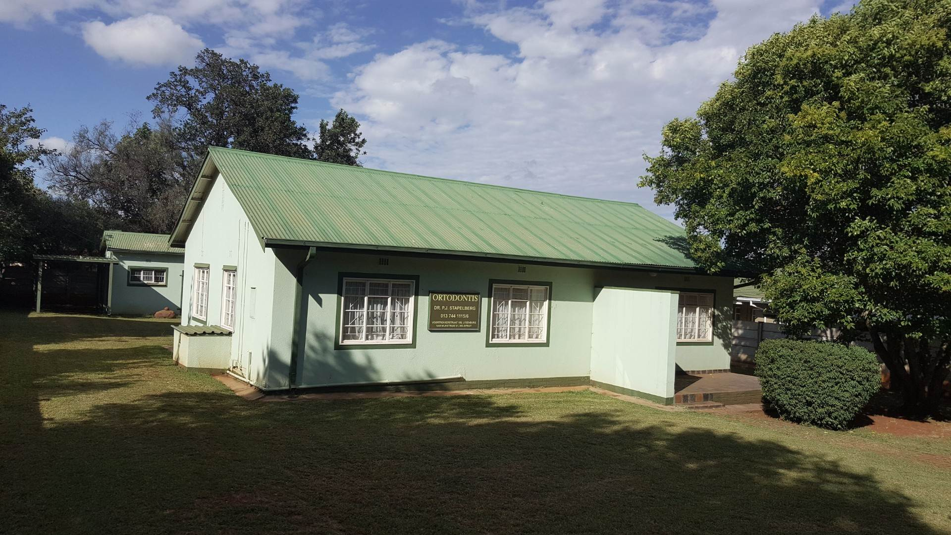 2 BedroomHouse For Sale In Lydenburg