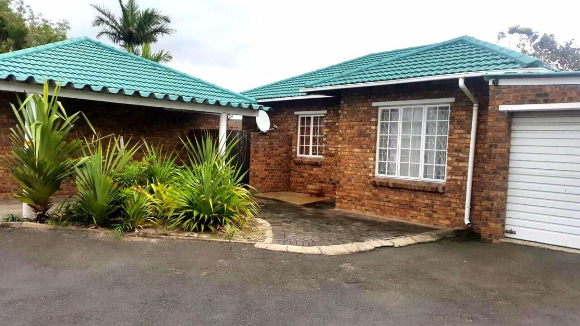 3 BedroomTownhouse To Rent In Birdswood