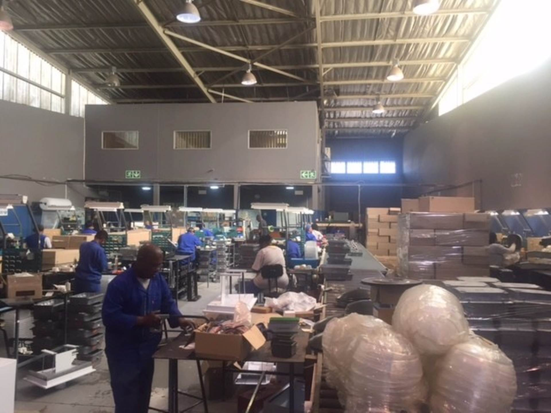 Industrial To Rent In Germiston South