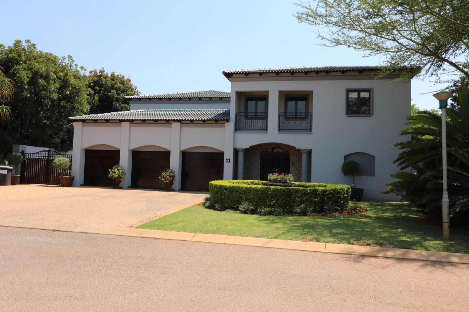 Woodhill Golf Estate property for sale. Ref No: 13547148. Picture no 27