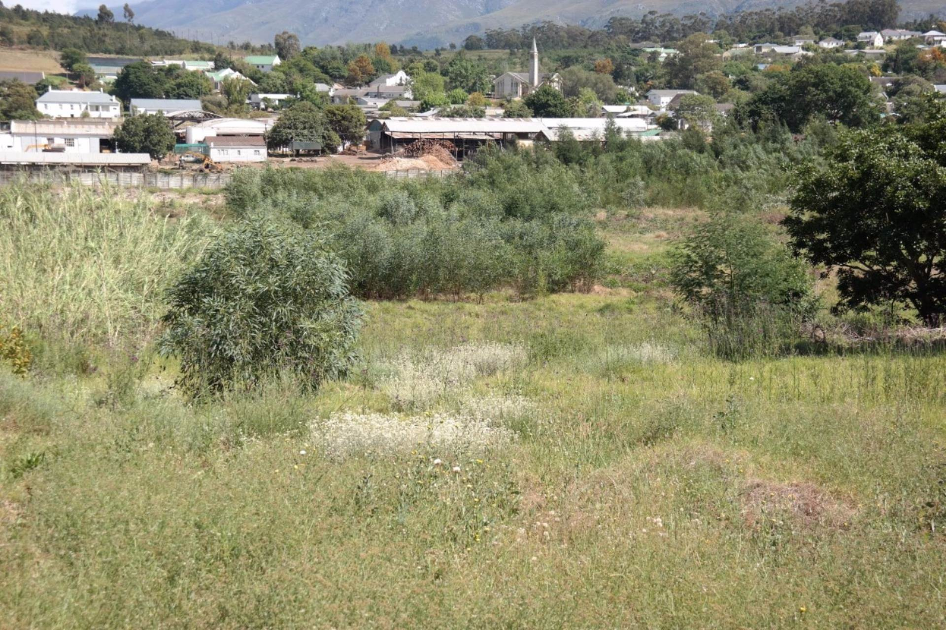 Vacant Land Residential For Sale In Swellendam