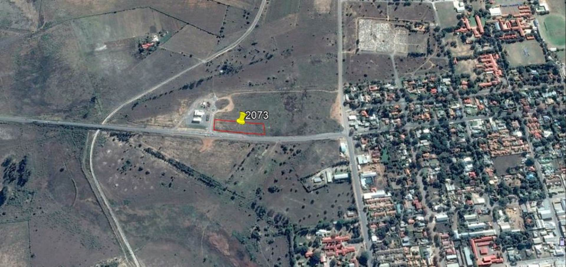 Vacant Land Commercial For Sale In Lichtenburg & Ext