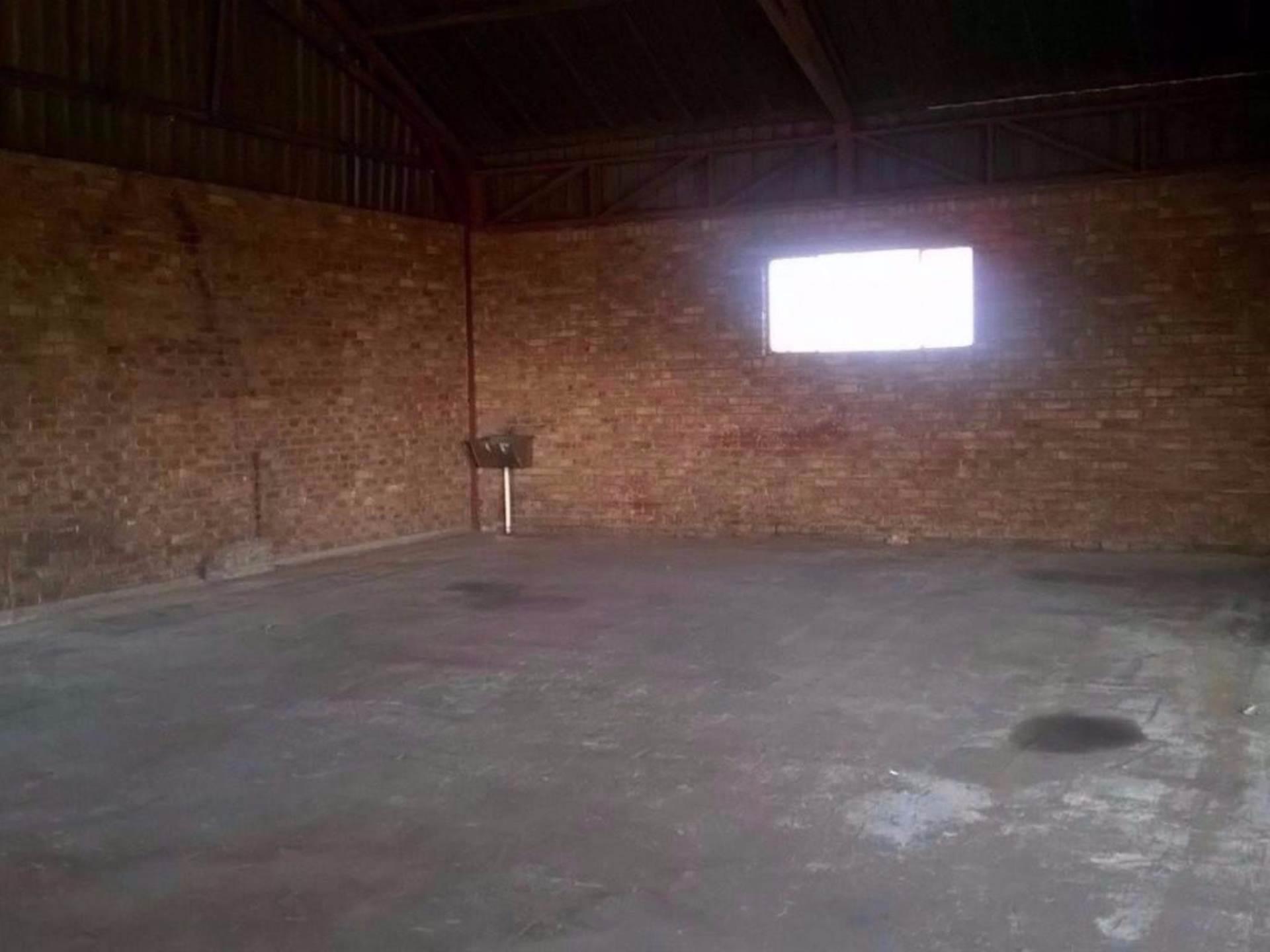 Industrial To Rent In Van Eck Park