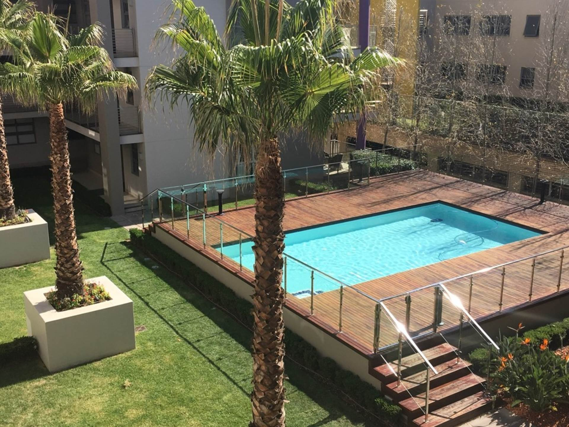 2 BedroomApartment To Rent In Houghton Estate