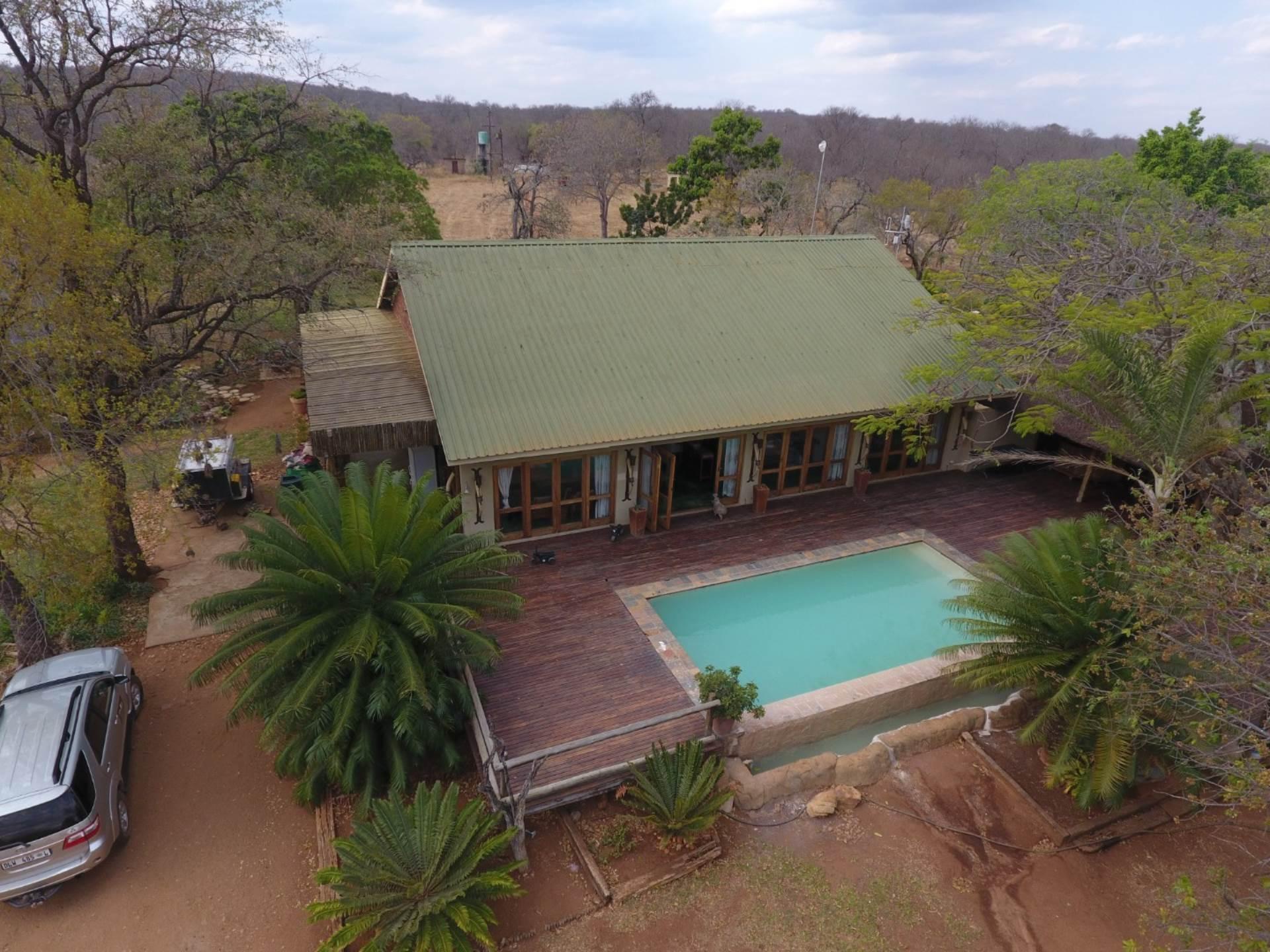 3 BedroomGame Farm Lodge For Sale In Hoedspruit