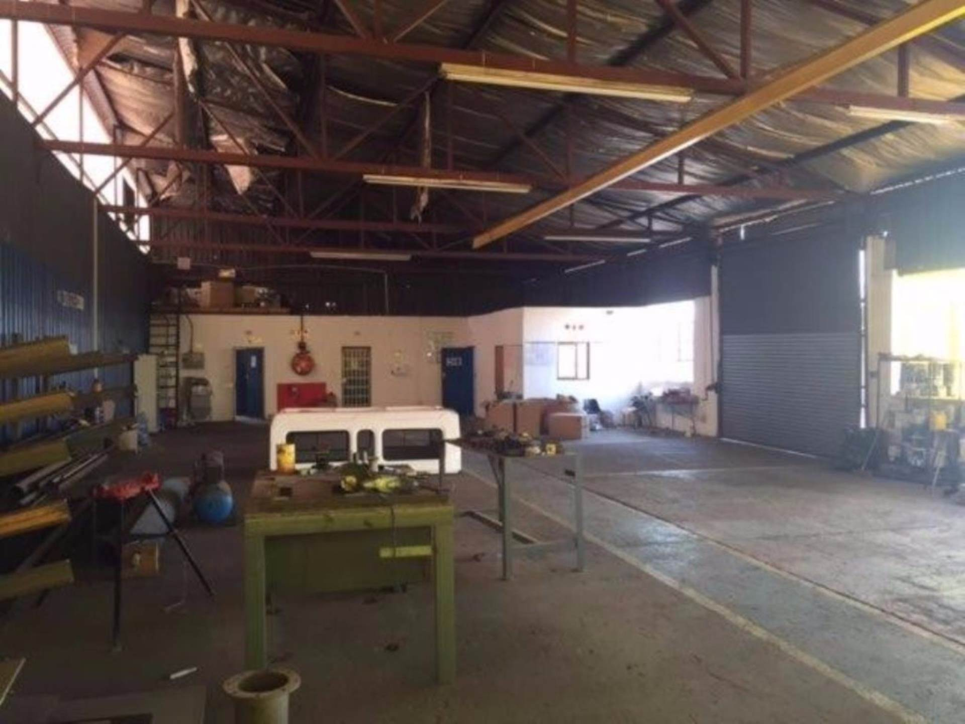 Industrial To Rent In Alrode South