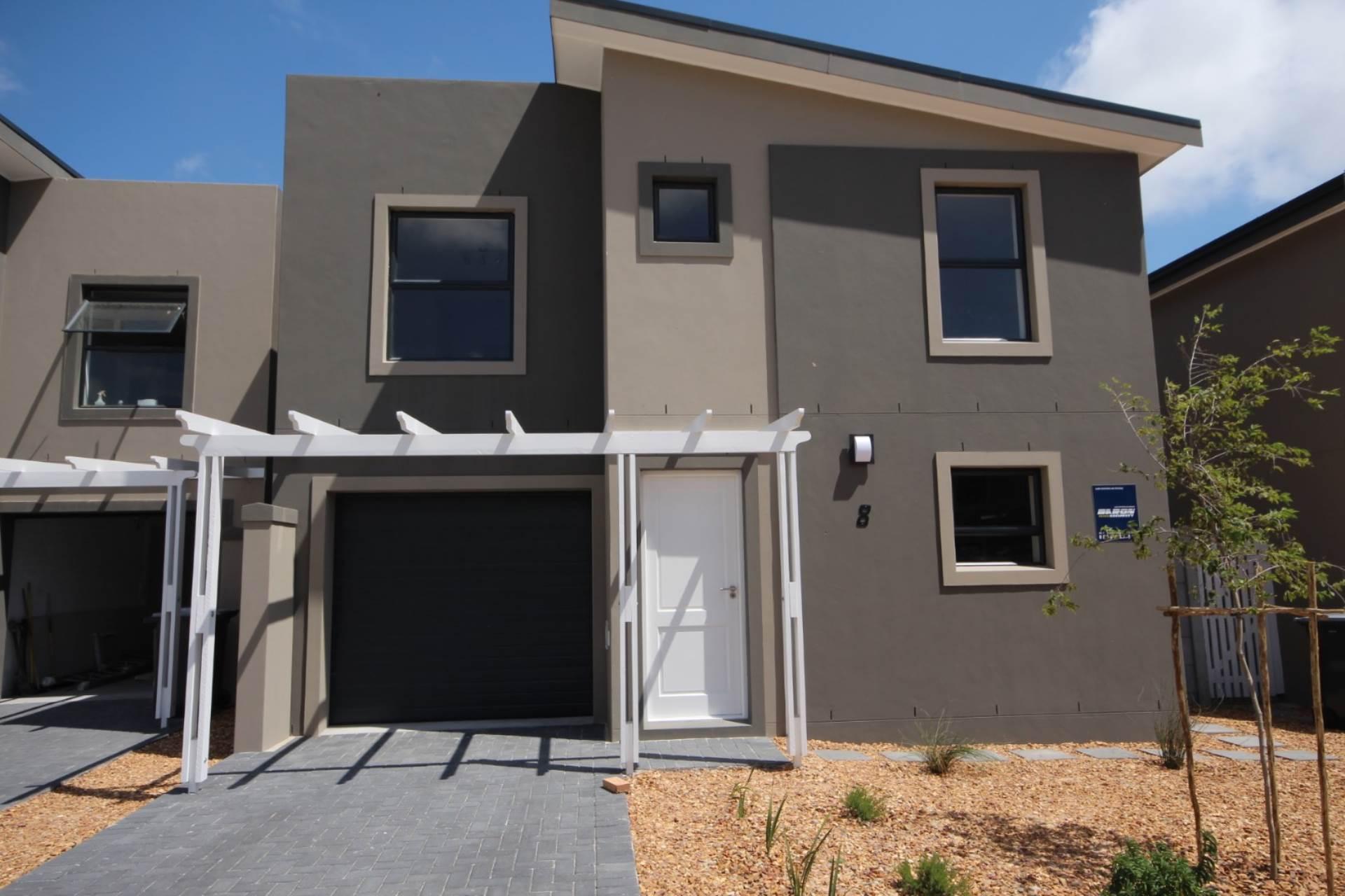 3 BedroomTownhouse To Rent In Kraaifontein