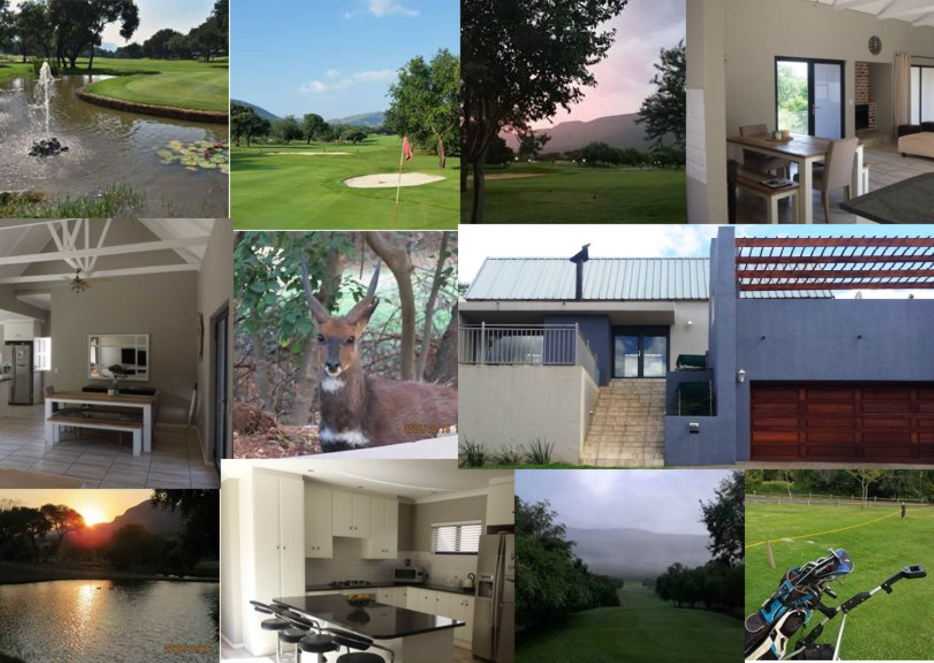 2 BedroomHouse To Rent In Magalies Golf Estate