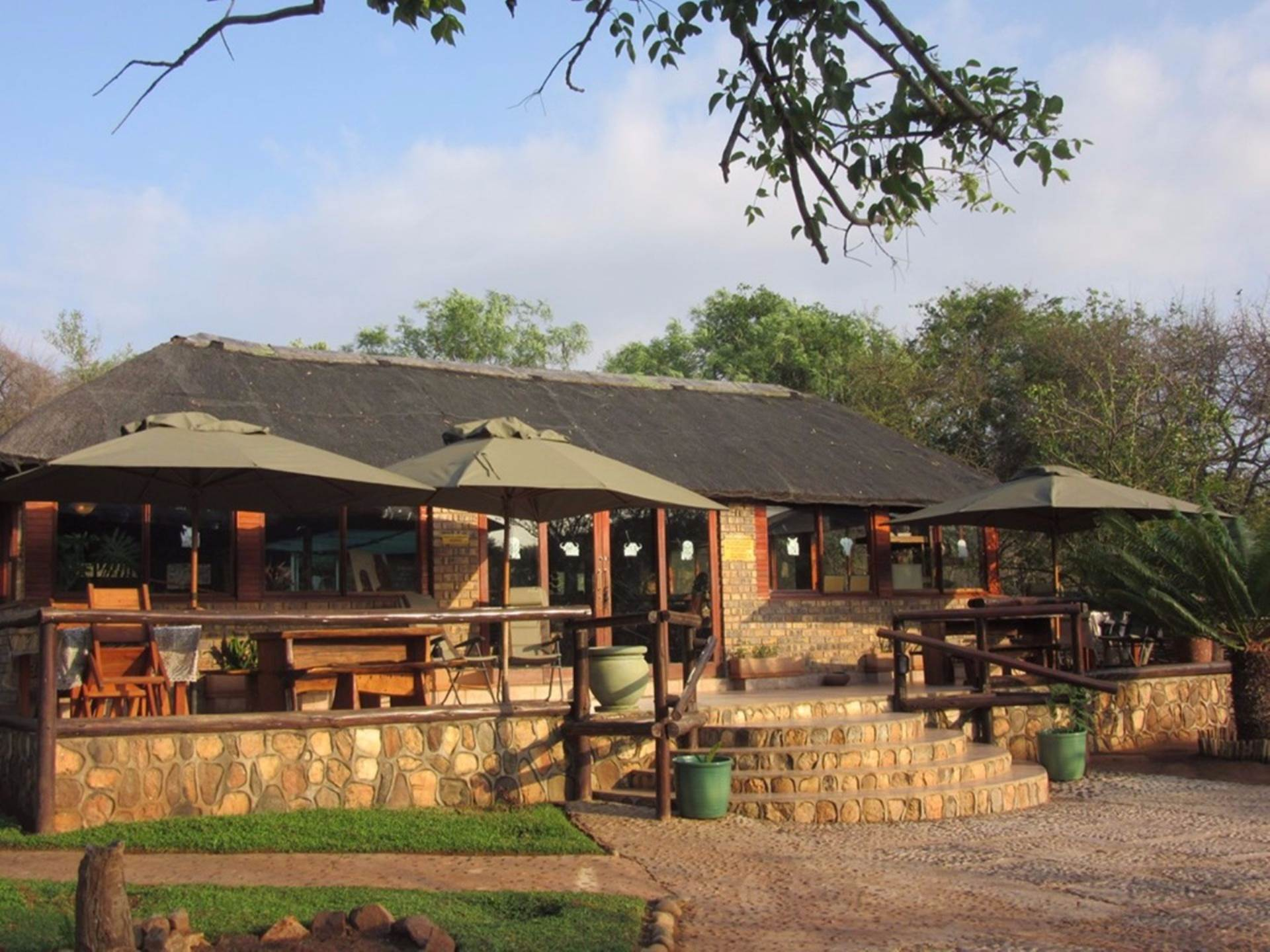 7 BedroomGame Farm Lodge For Sale In Grietjie Game Reserve