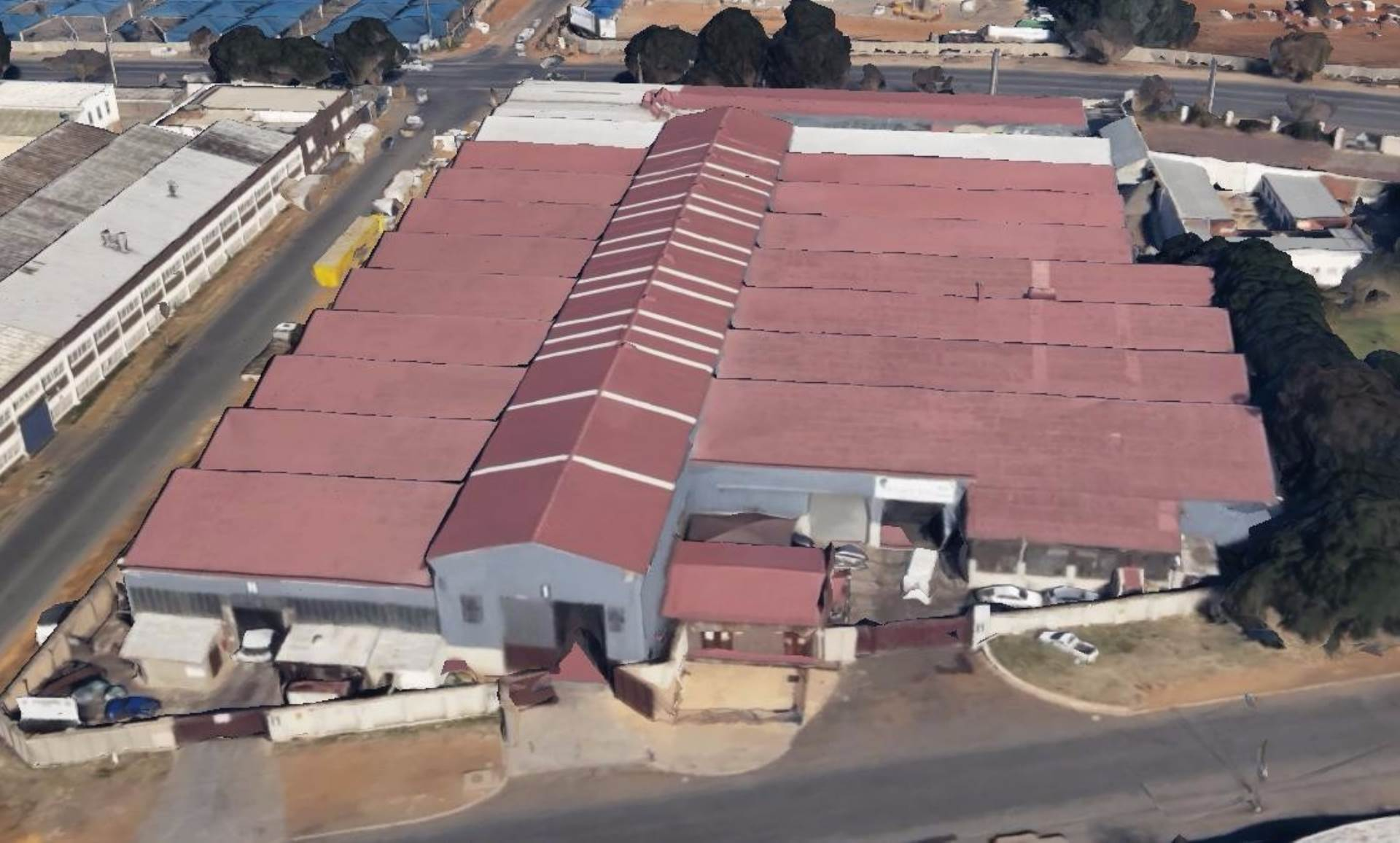 Industrial To Rent In Elandsfontein A H
