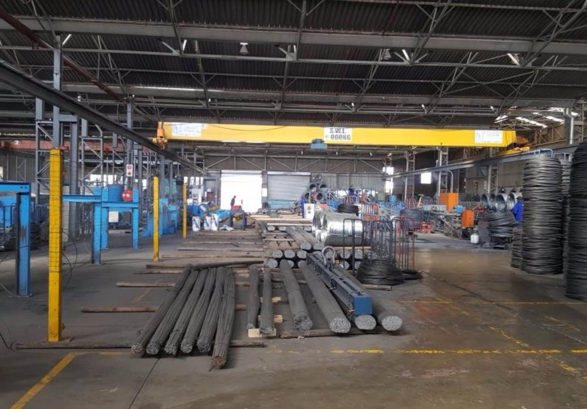 Industrial To Rent In Elandsfontein A H