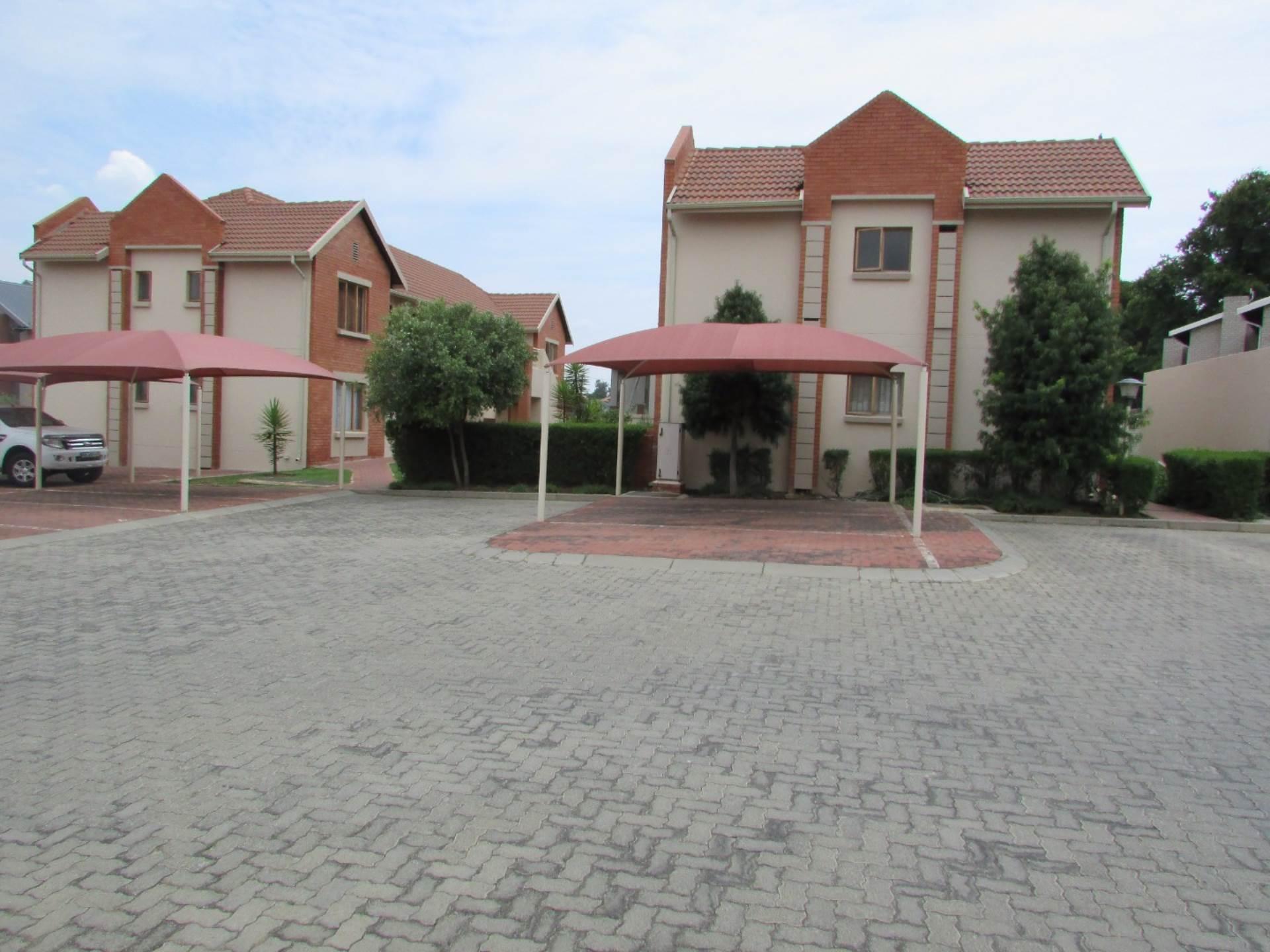 2 BedroomTownhouse For Sale In Atlasville