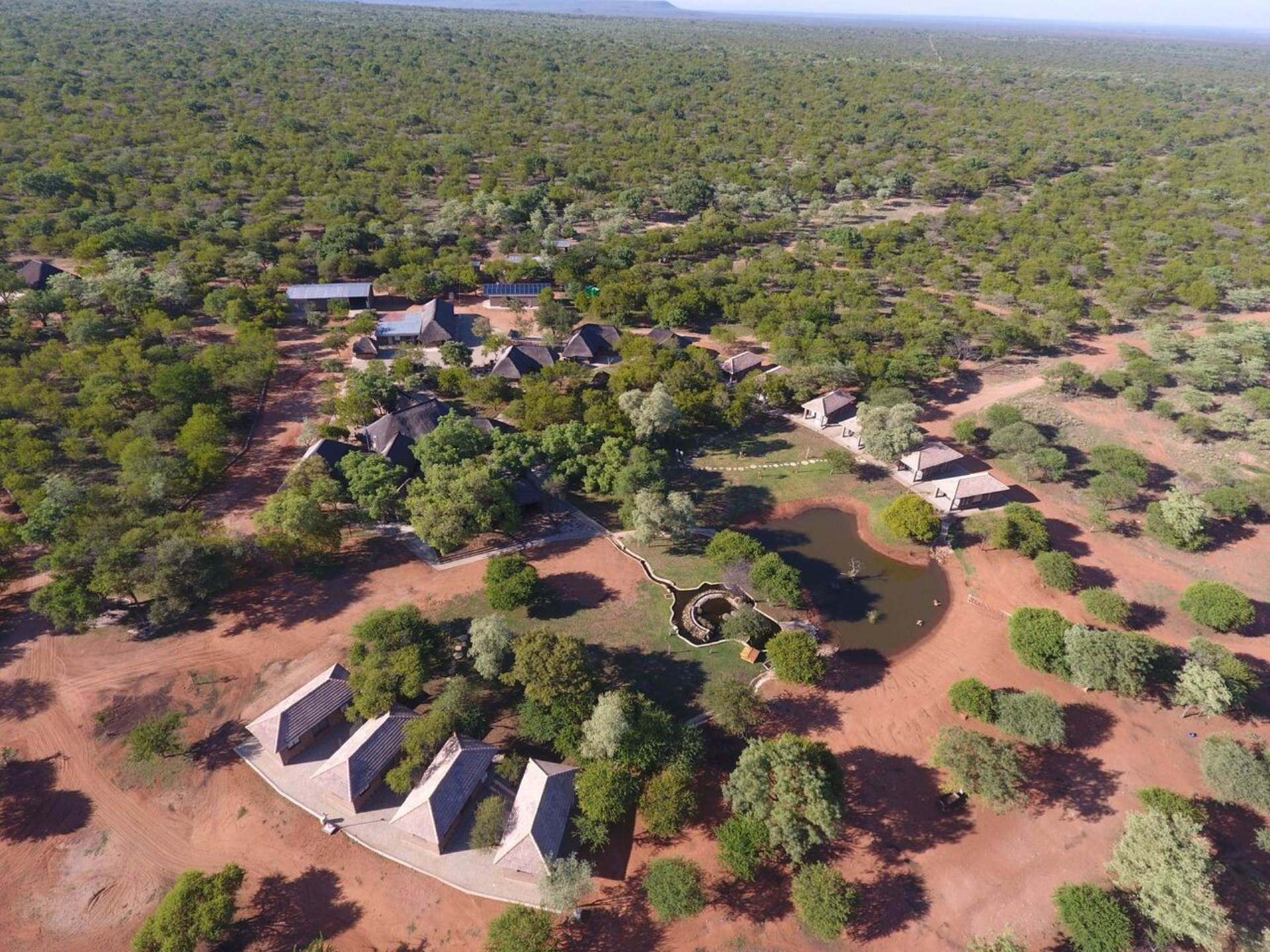 12 BedroomGame Farm Lodge For Sale In Nylstroom