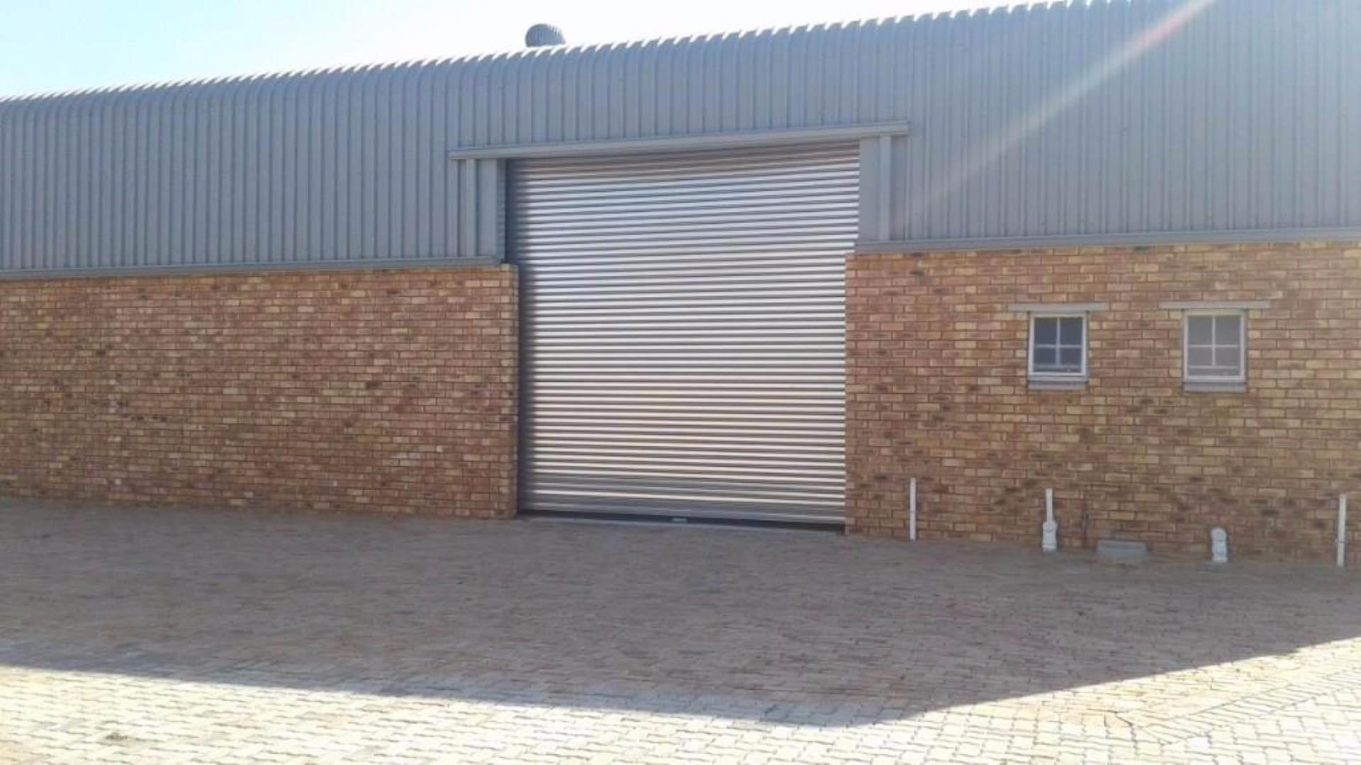 Industrial To Rent In Dunswart