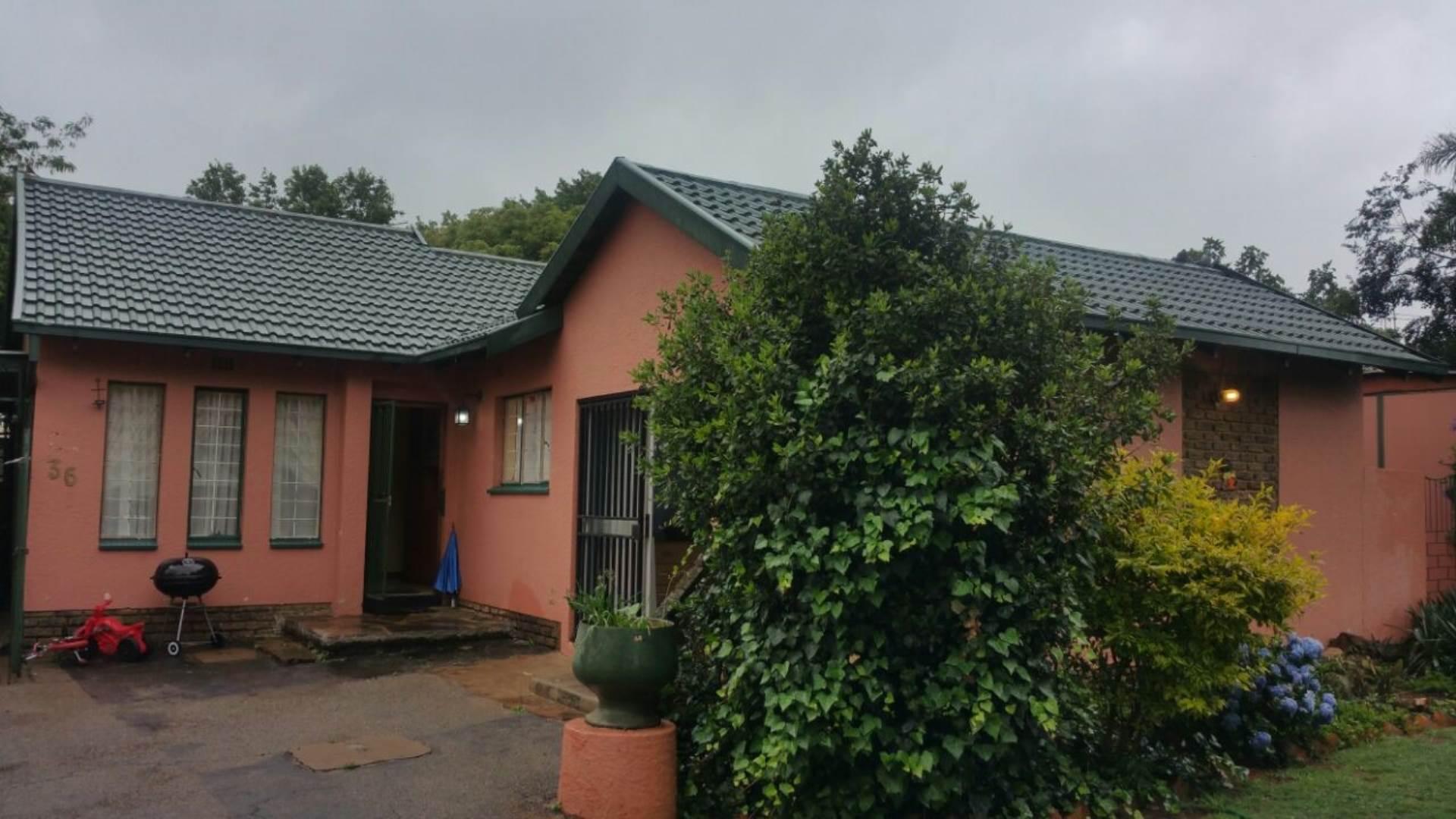 3 BedroomHouse For Sale In Dan Pienaarville