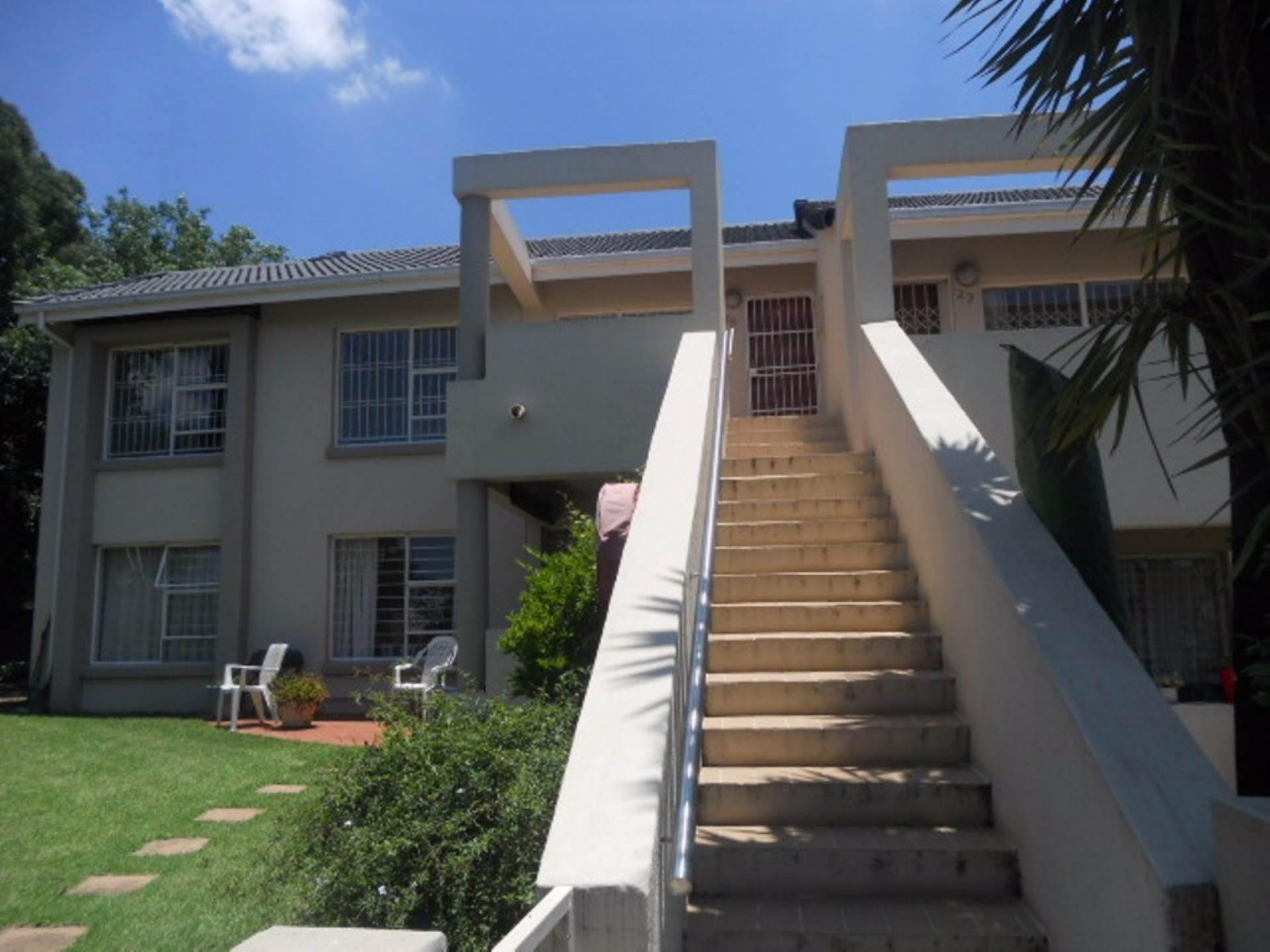 2 BedroomTownhouse To Rent In Marais Steyn Park