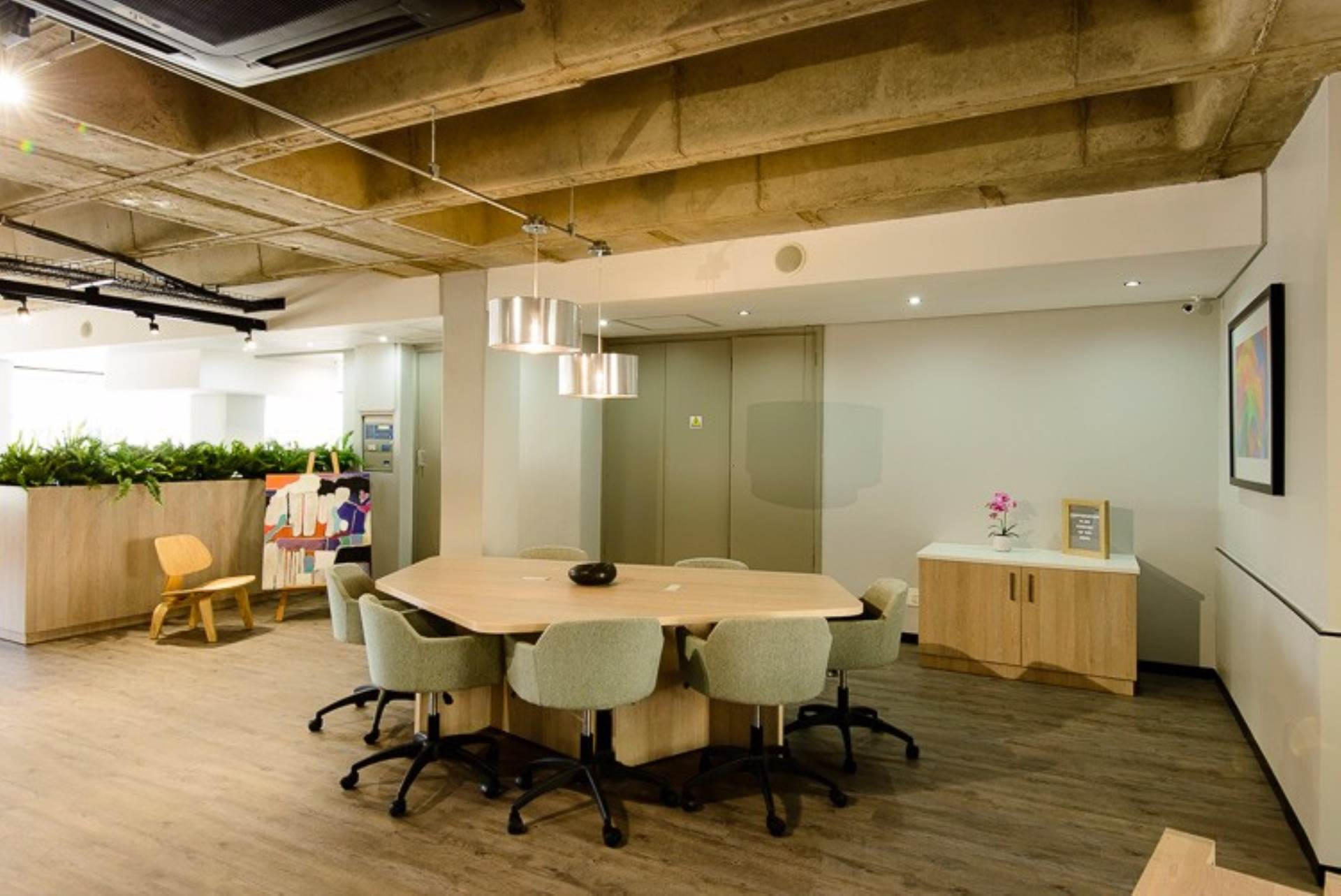 Office To Rent In Johannesburg
