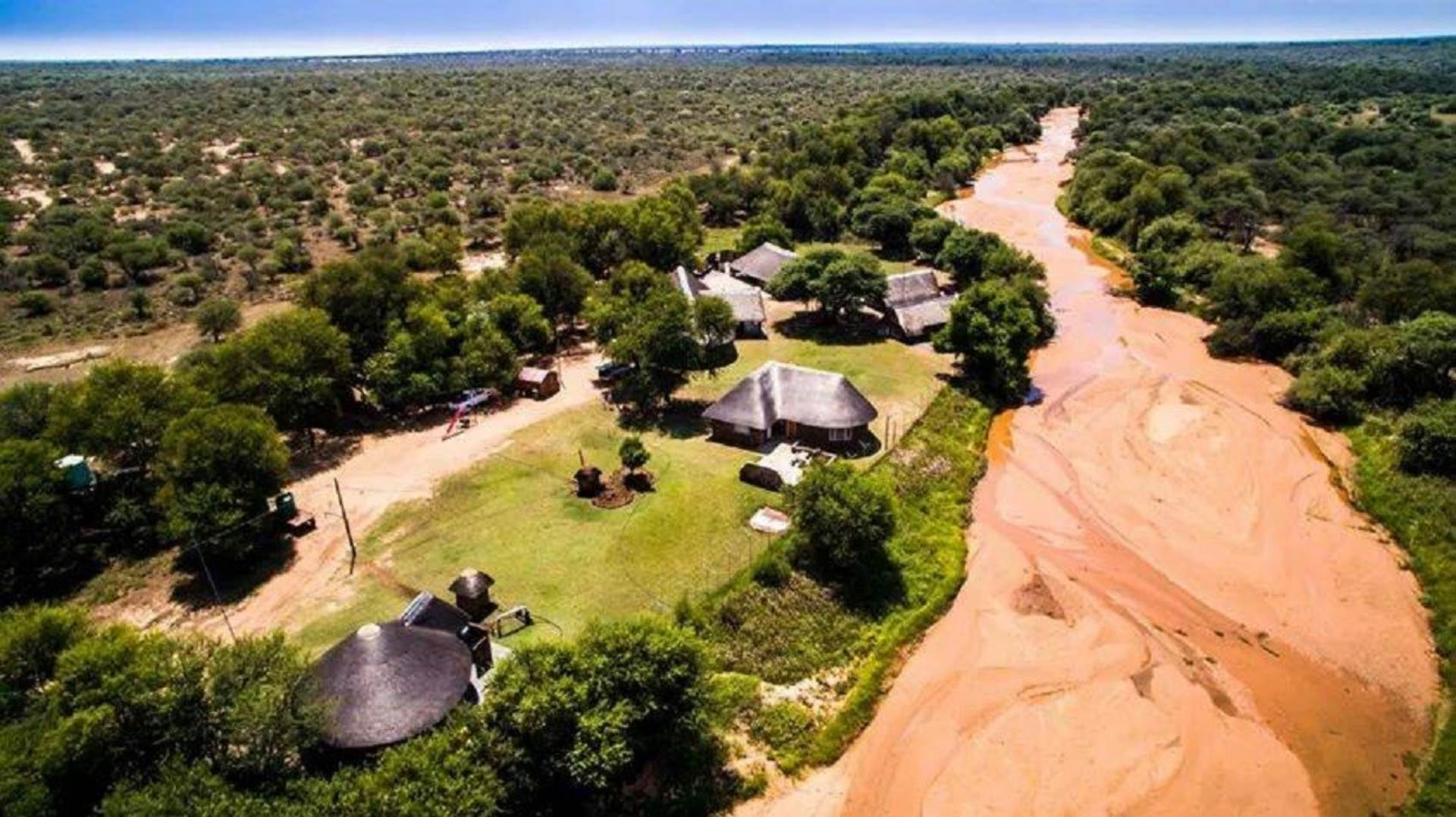Game Farm Lodge For Sale In Steenbokpan