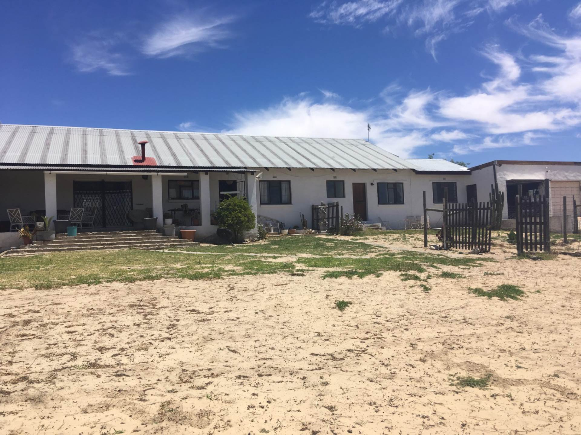 5 BedroomSmall Holding For Sale In Malmesbury