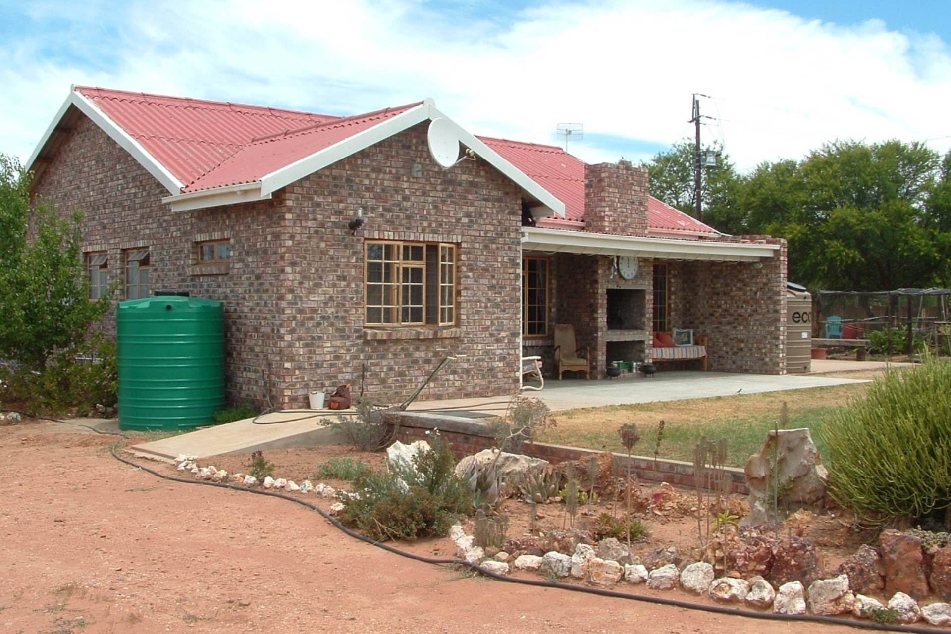 3 BedroomSmall Holding For Sale In Oudtshoorn