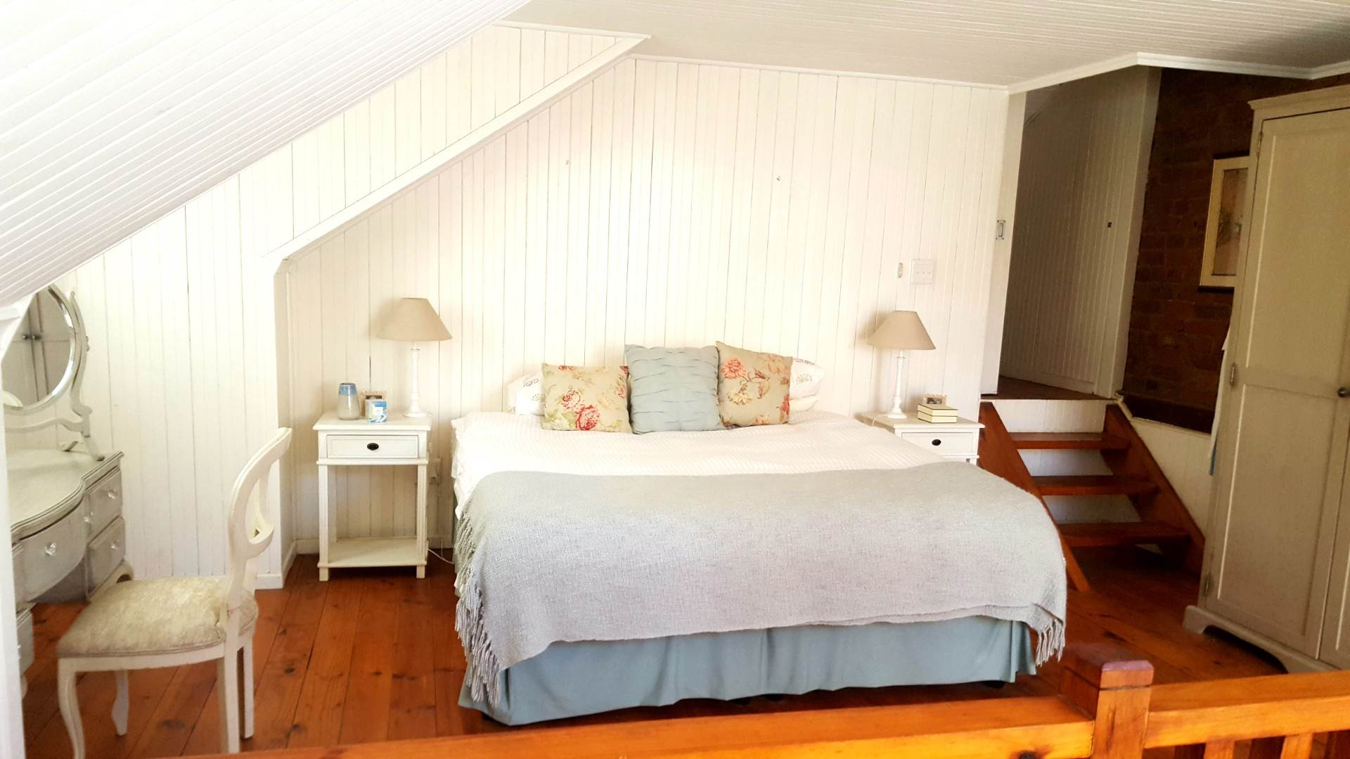 3 BedroomHouse To Rent In Tamboerskloof