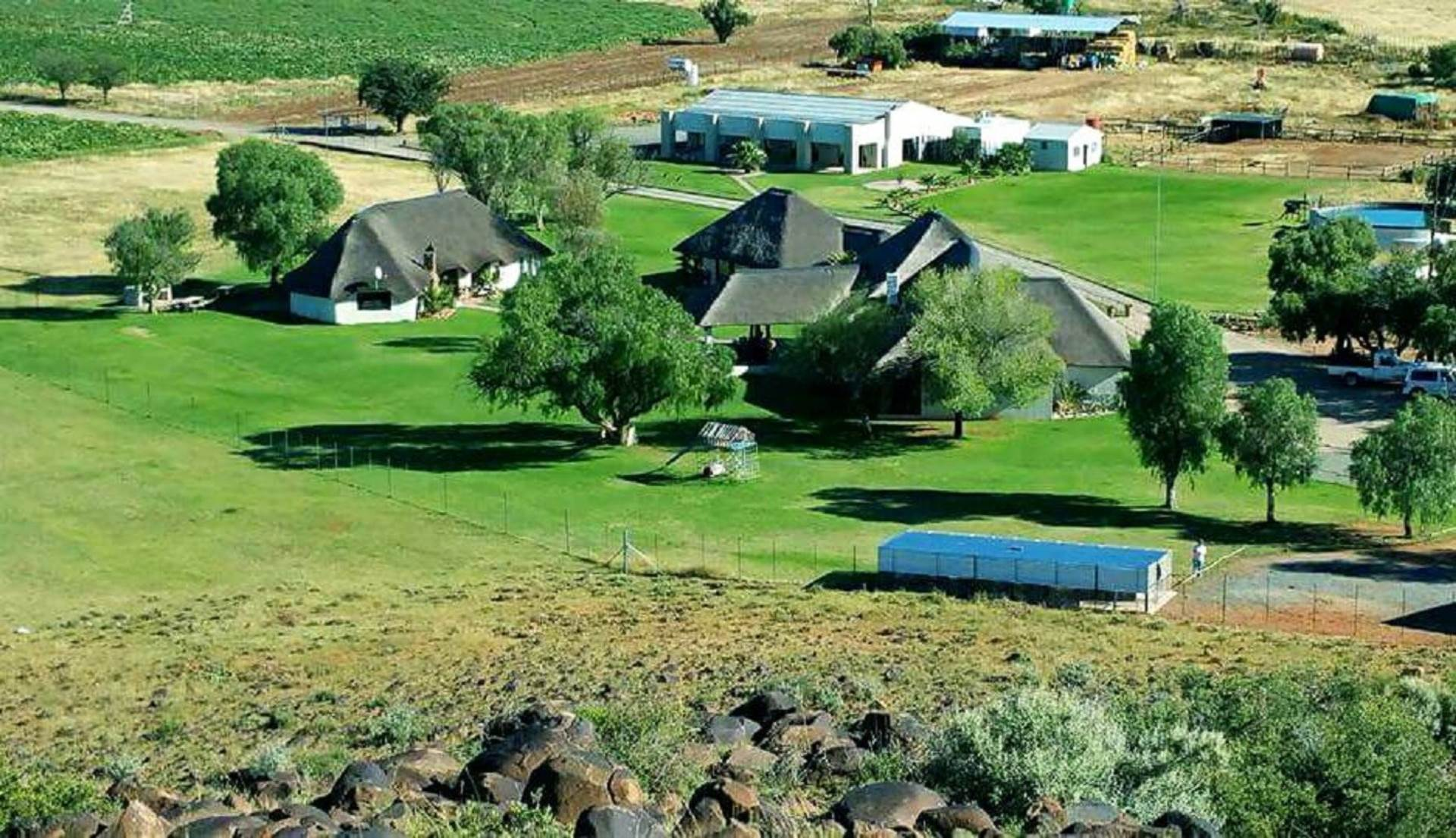 Game Farm Lodge For Sale In Jacobsdal