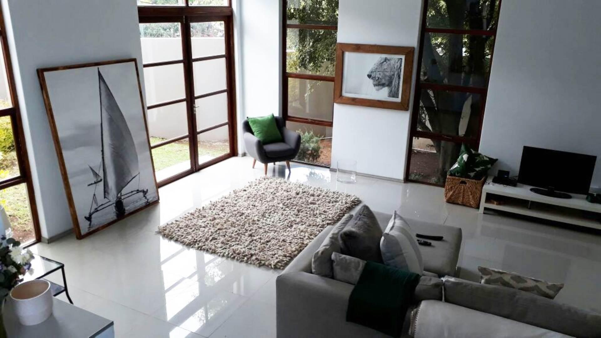 3 BedroomHouse To Rent In Bryanston