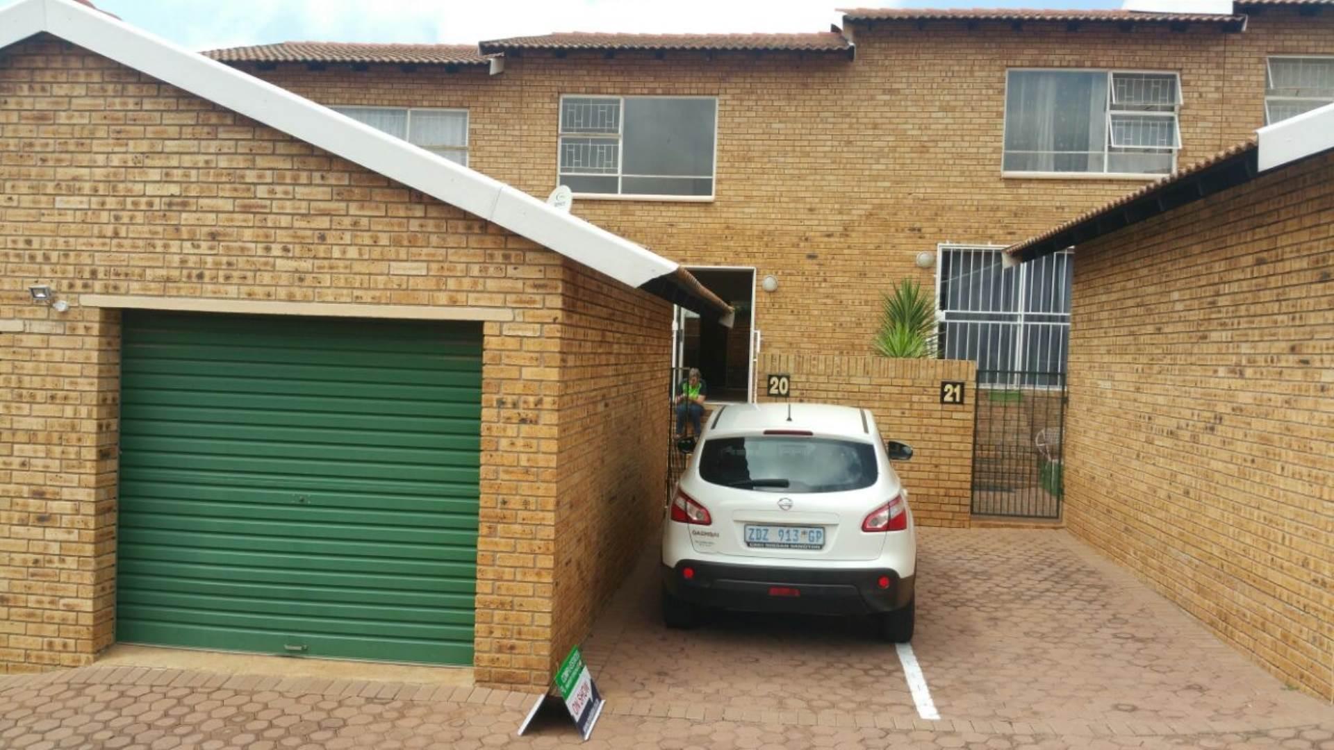 2 BedroomApartment For Sale In Rangeview
