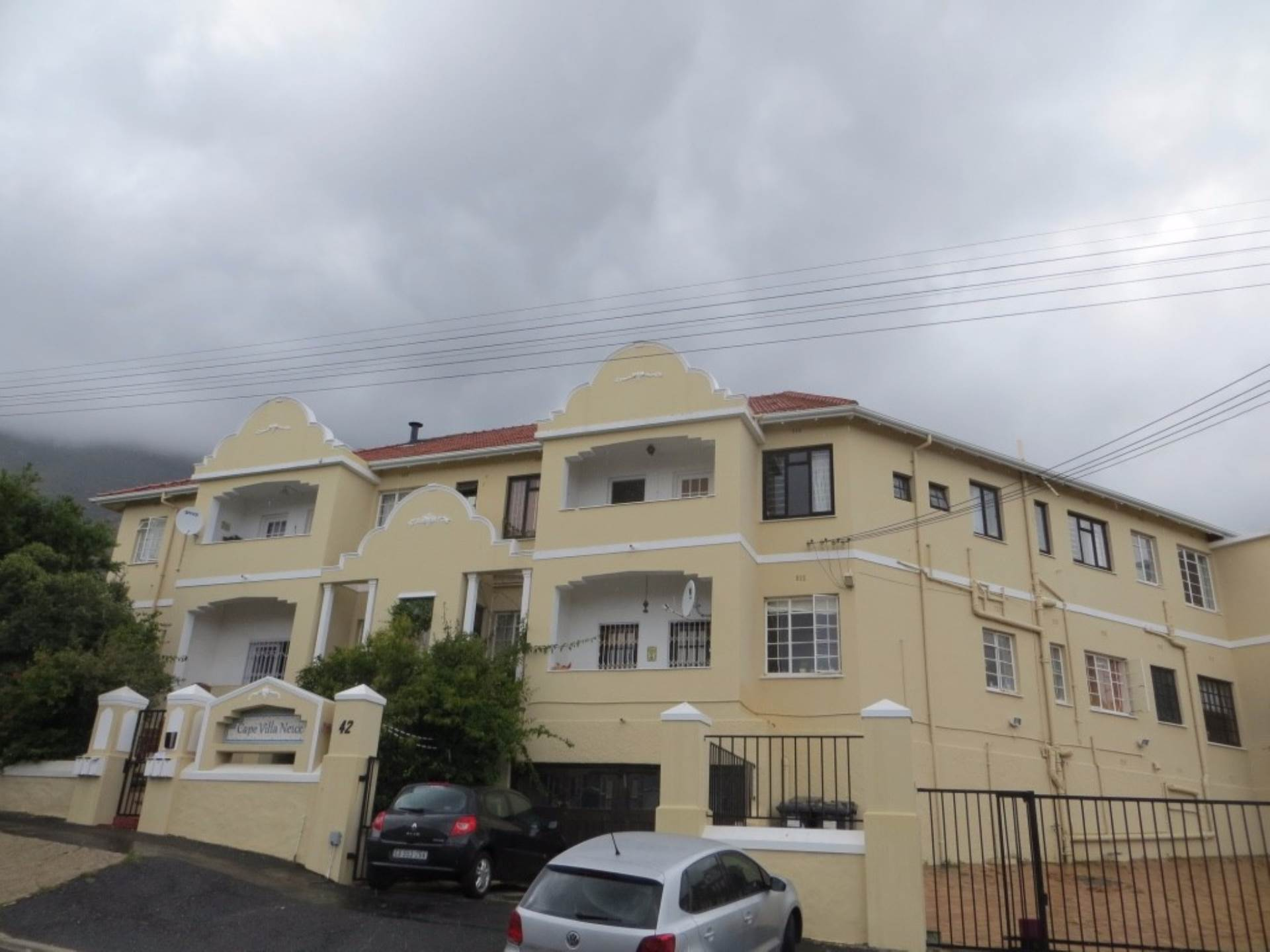 Cape Town, Vredehoek Property  | Houses To Rent Vredehoek, VREDEHOEK, Apartment 2 bedrooms property to rent Price:, 15,00*