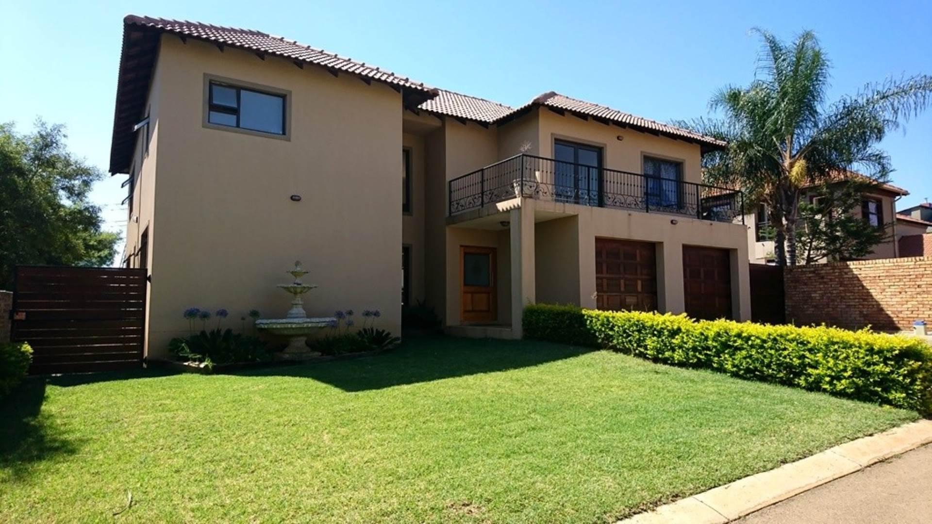 , House, 4 Bedrooms - ZAR 2,950,000