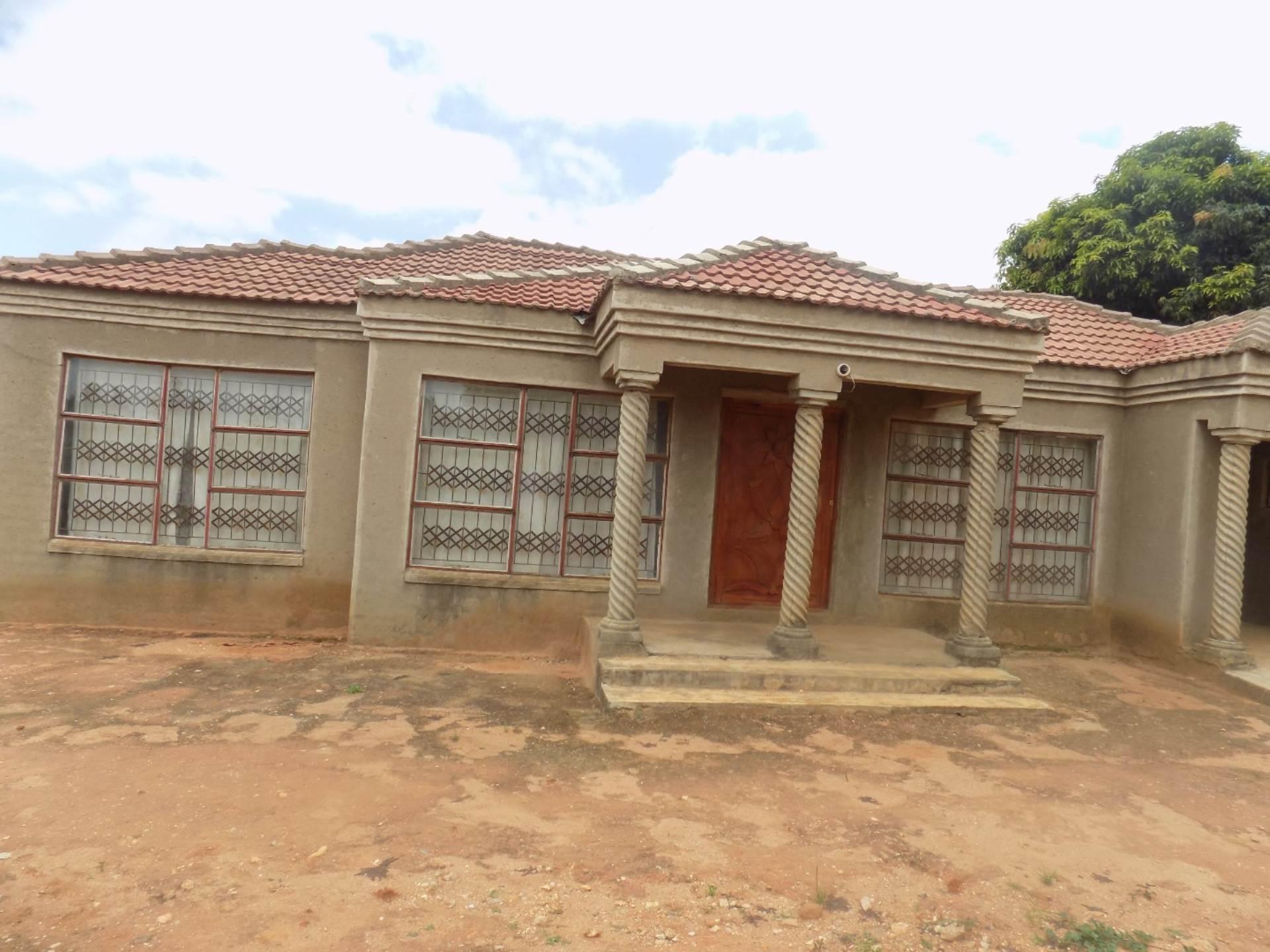 3 BedroomHouse For Sale In Gakgapane