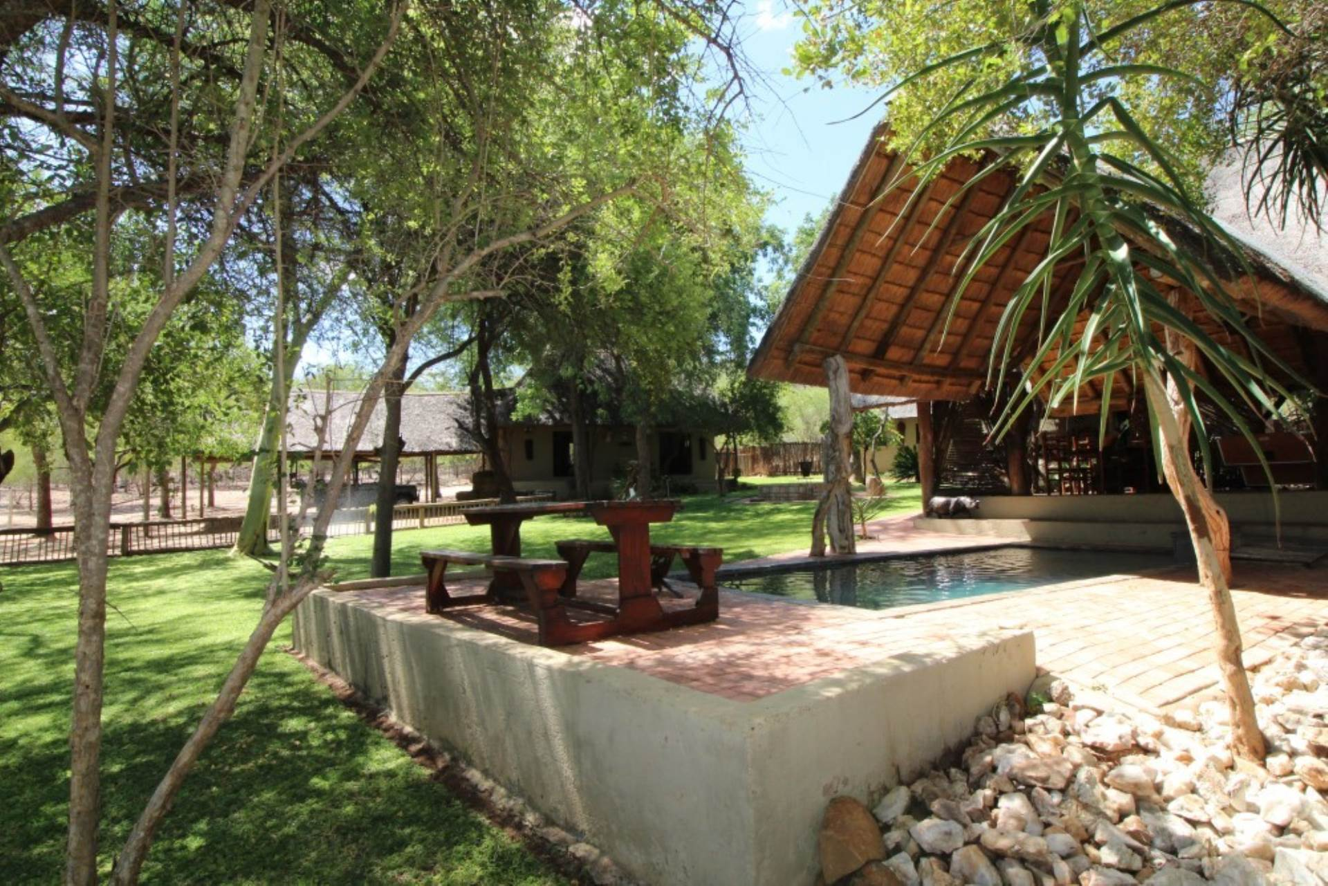 6 BedroomGame Farm Lodge For Sale In Mica