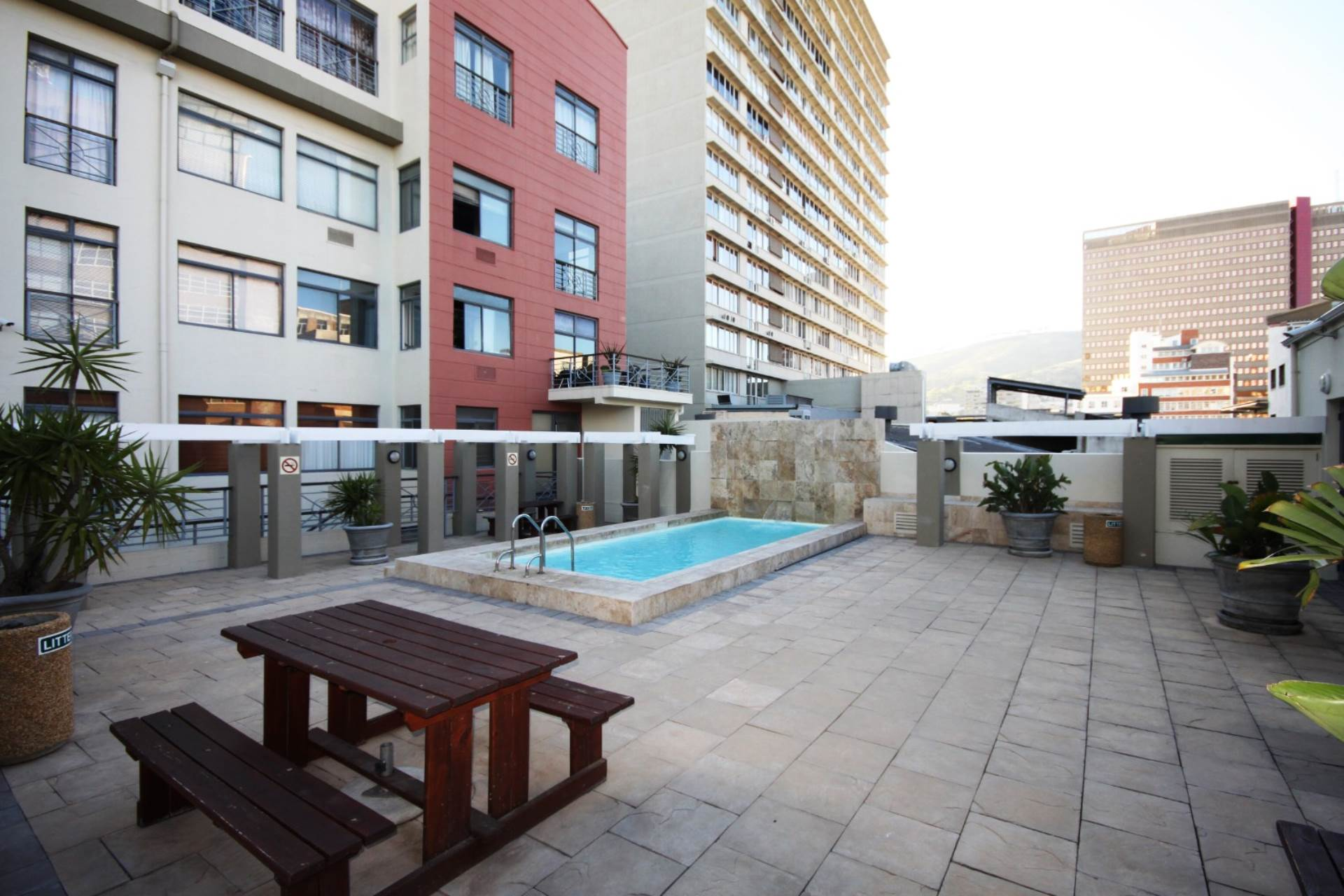 1 BedroomApartment To Rent In Cape Town