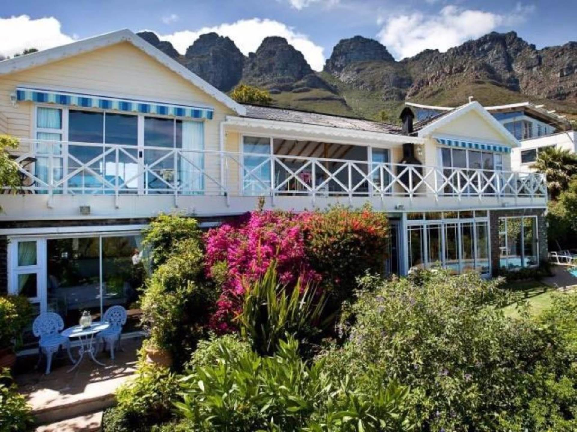 5 BedroomGuest House For Sale In Camps Bay