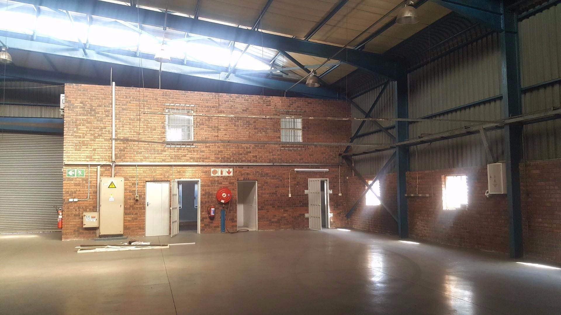 Industrial To Rent In Sebenza
