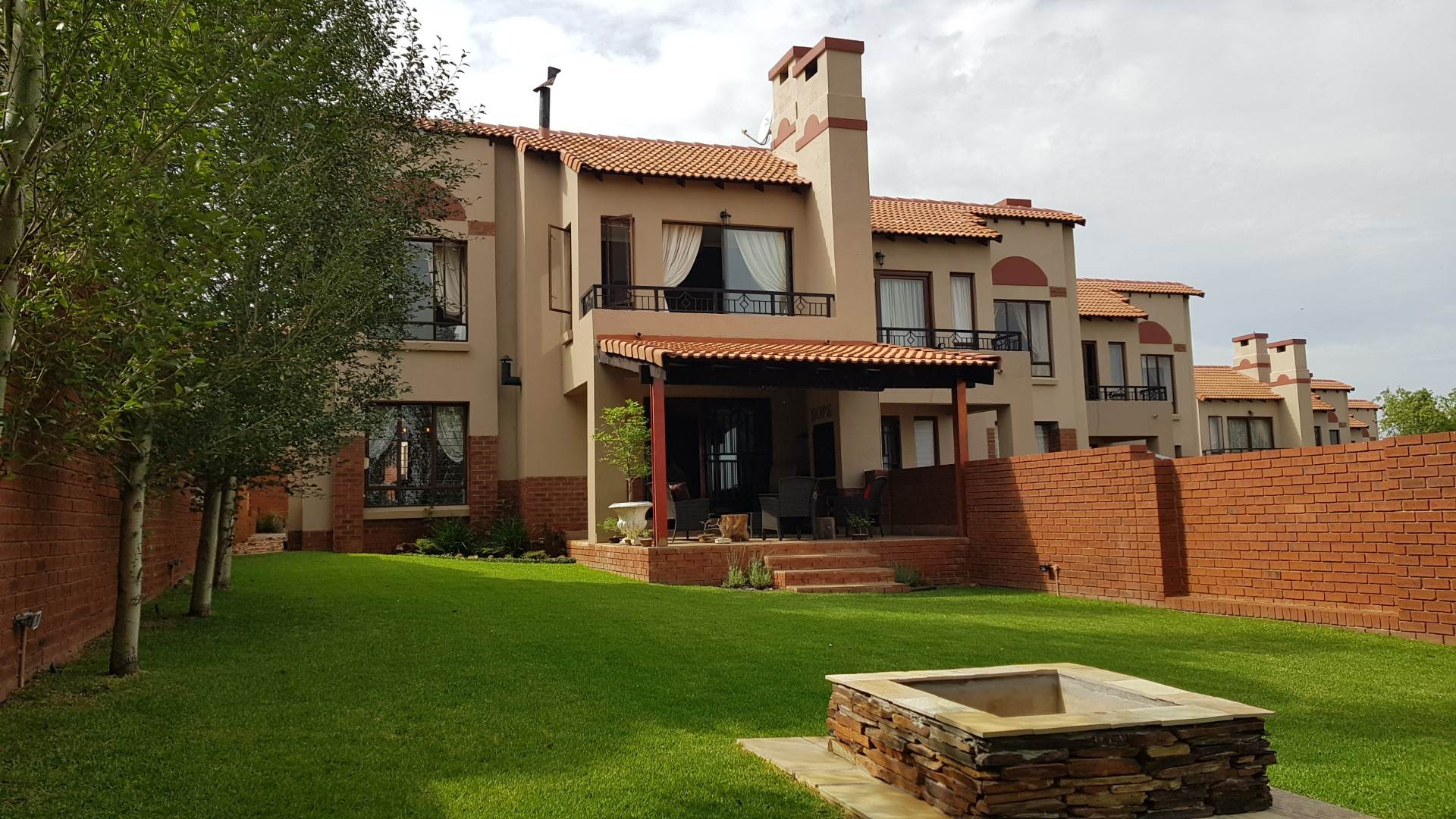 3 BedroomTownhouse To Rent In Rietvlei Ridge Country Estate
