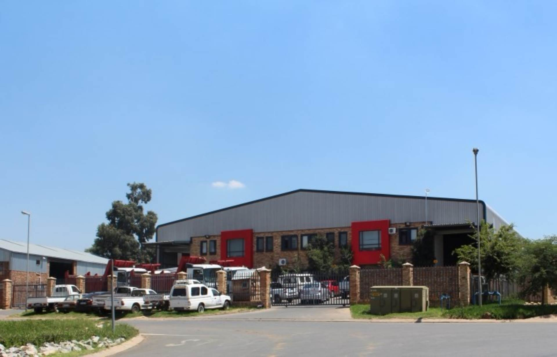Industrial To Rent In Chloorkop