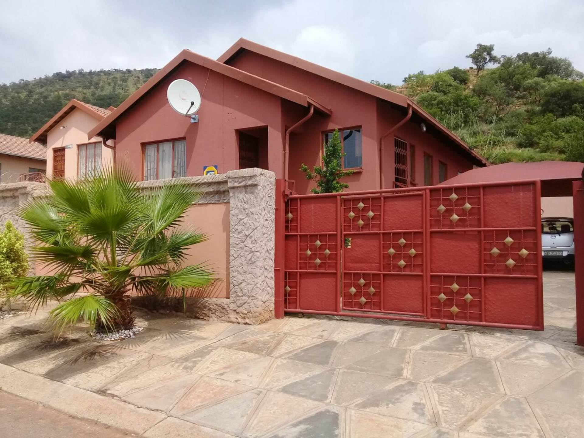 3 BedroomHouse To Rent In Tlhabane