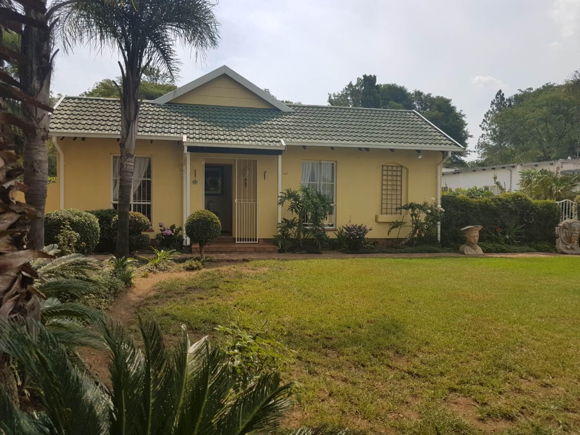 3 BedroomHouse To Rent In Jukskei Park