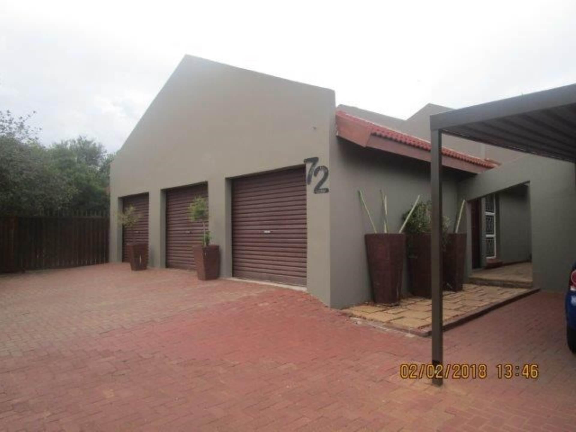 4 BedroomHouse For Sale In Universitas Ridge