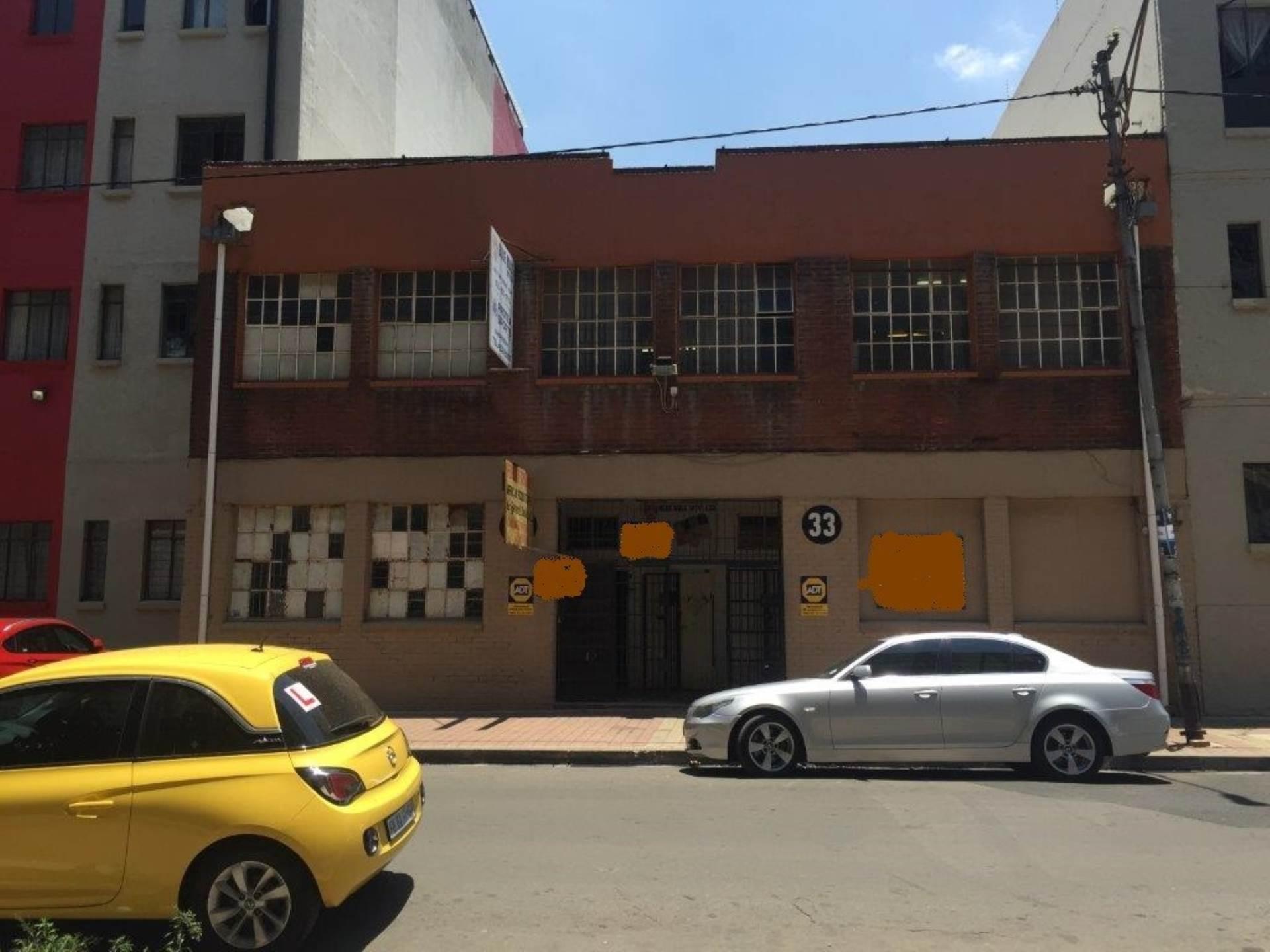 Industrial For Sale In New Doornfontein