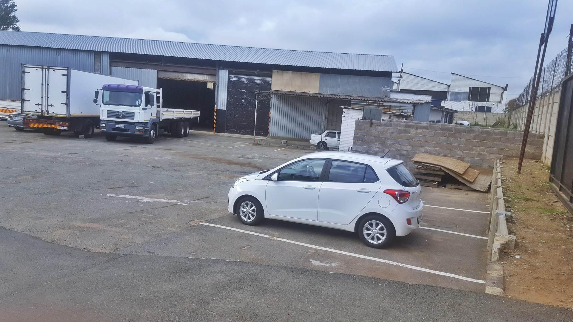Industrial To Rent In Elandsfontein Rail