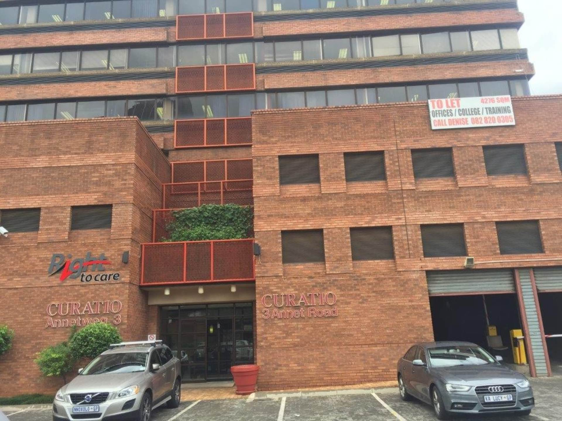 Office To Rent In Auckland Park